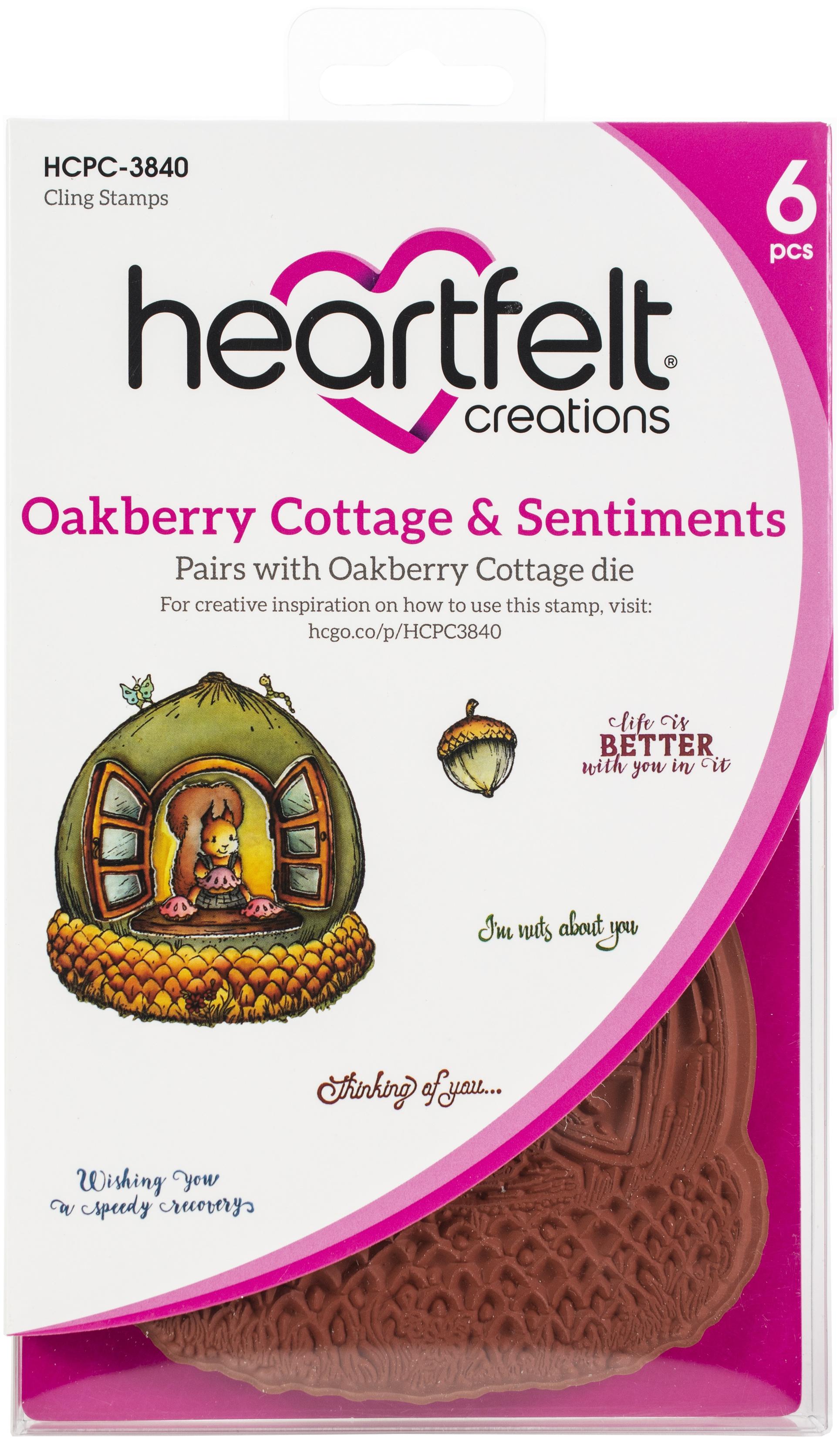 Oakberry Cottage & Sentiments