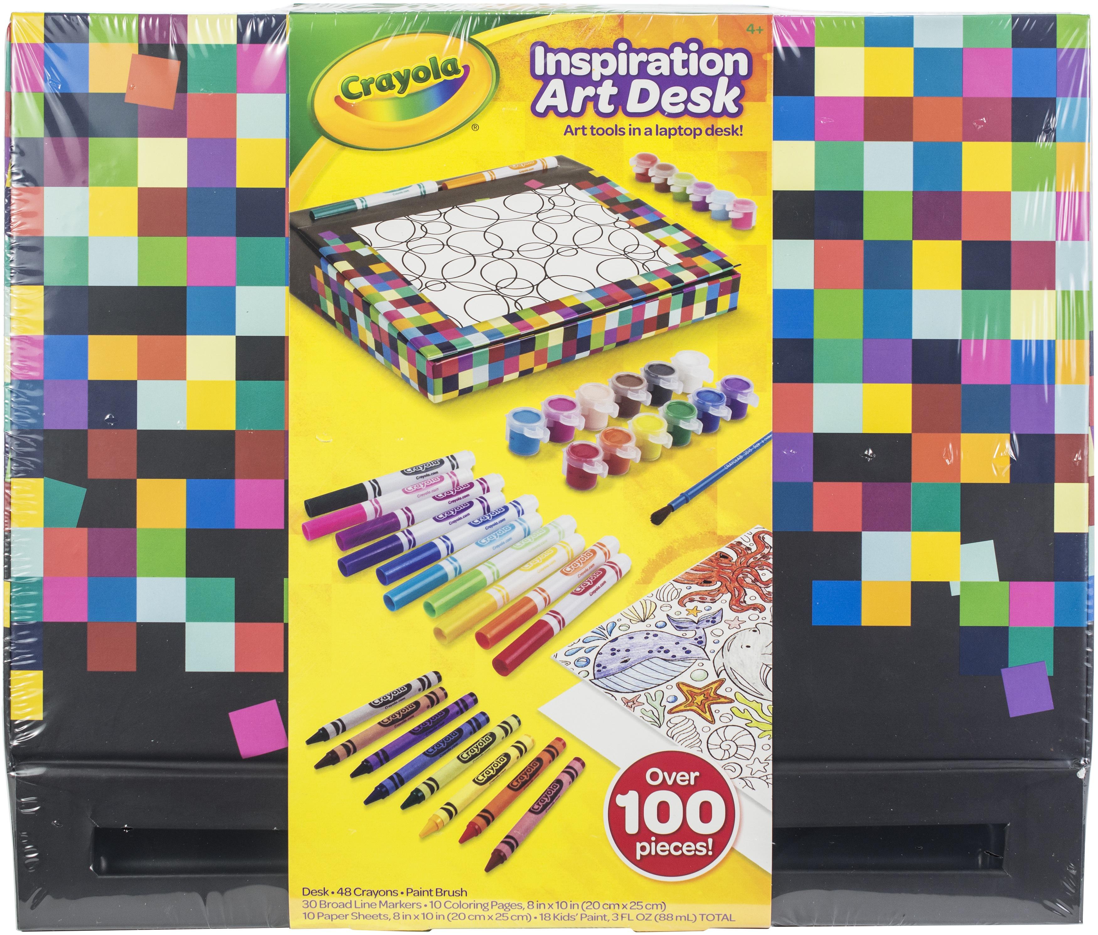 100+ PIECE-INSPIRATION ART DESK