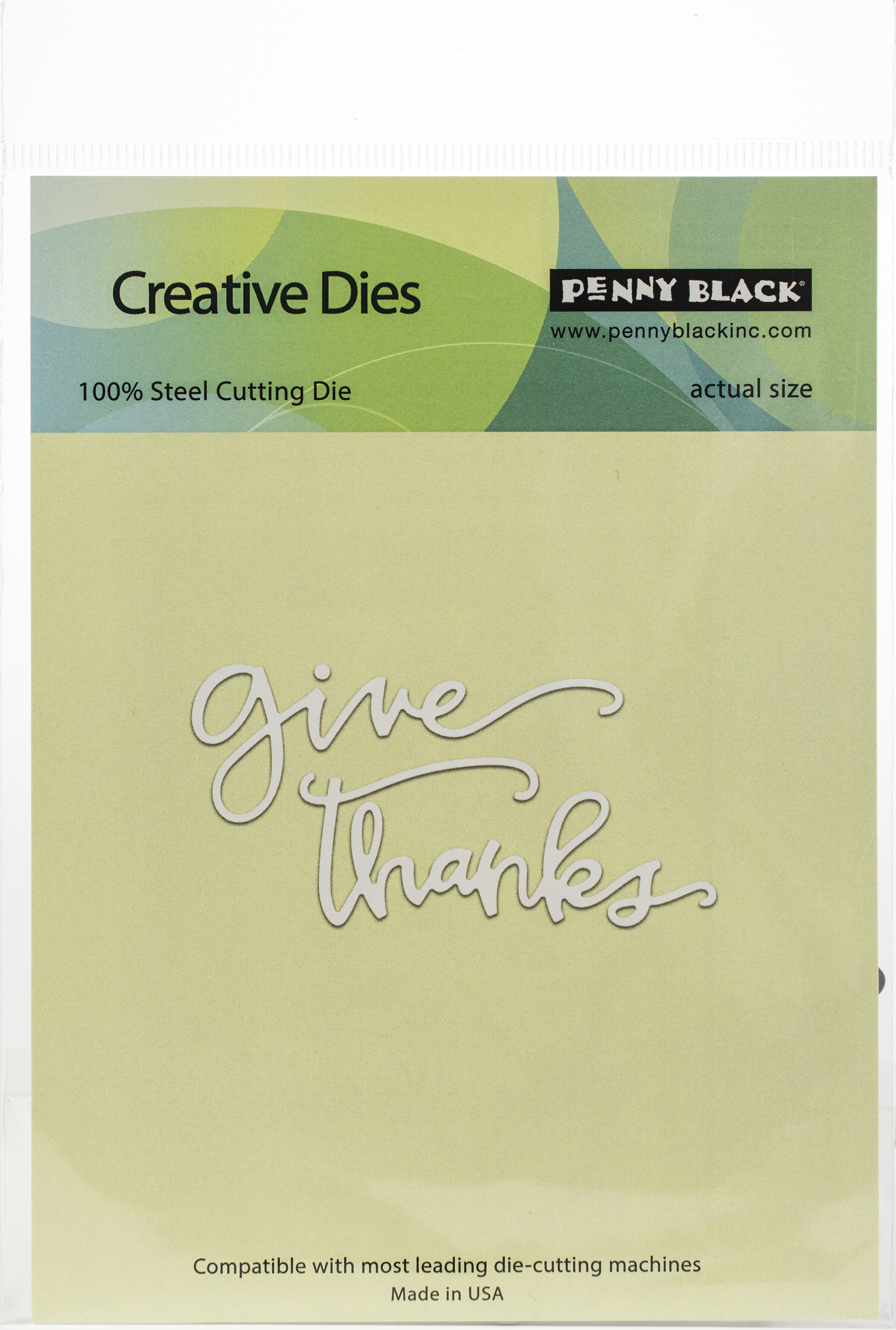 DIE - GIVE THANKS