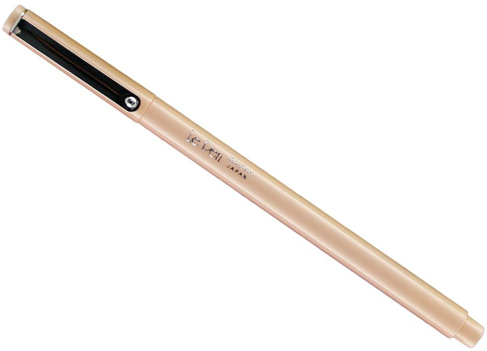 Le Pen .03mm Point Open Stock-Pastel Peach