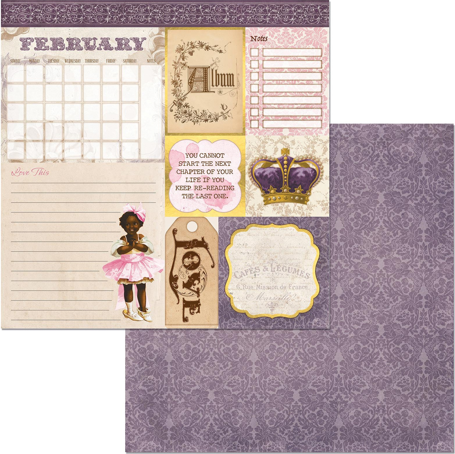 Banner Year February
