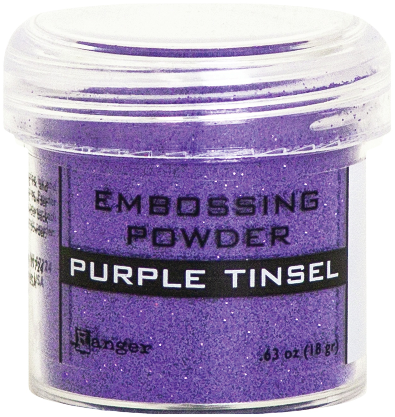 PURP TINSL-EMBOSSING POWDER