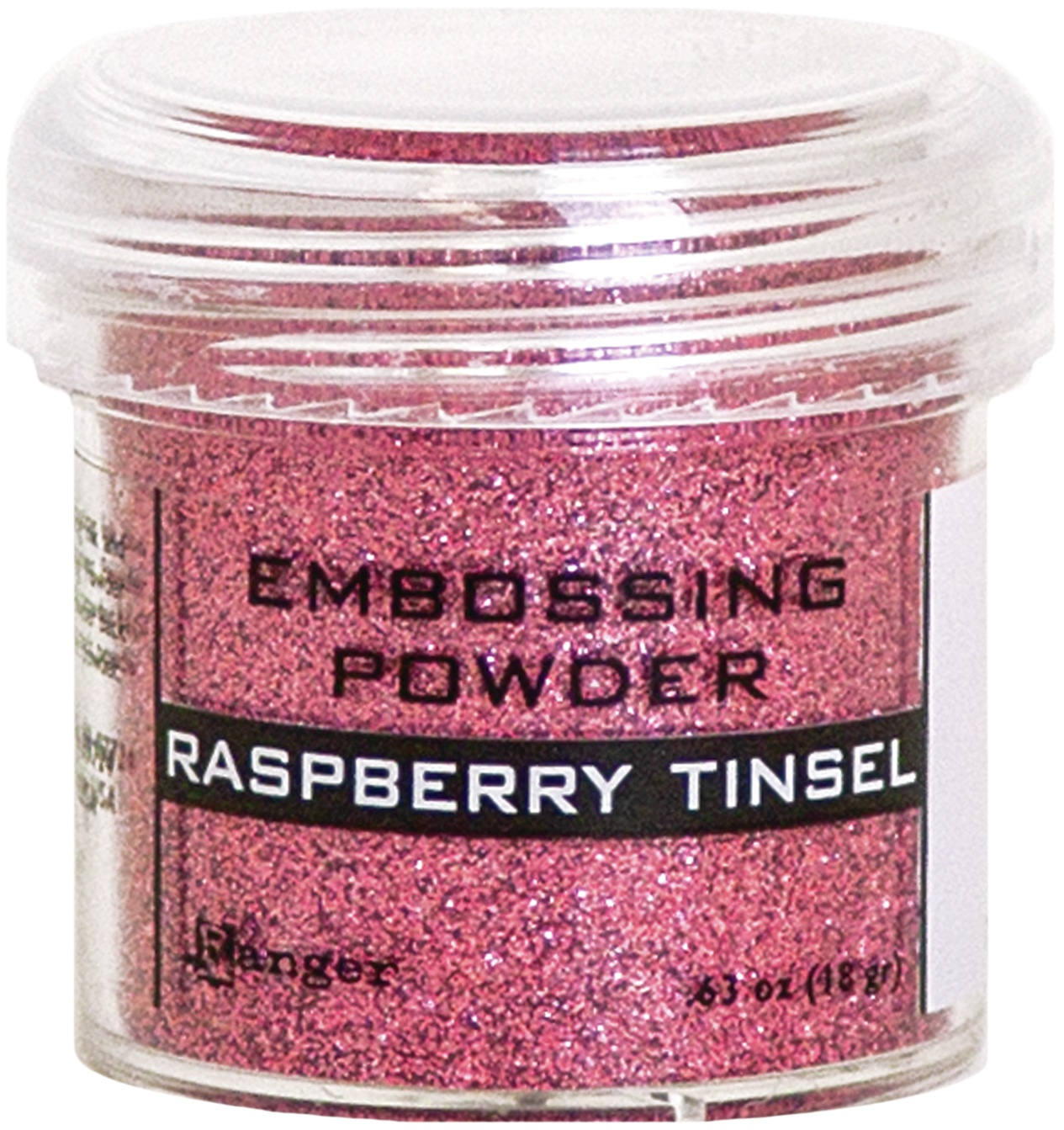 RASP TINSL-EMBOSSING POWDER