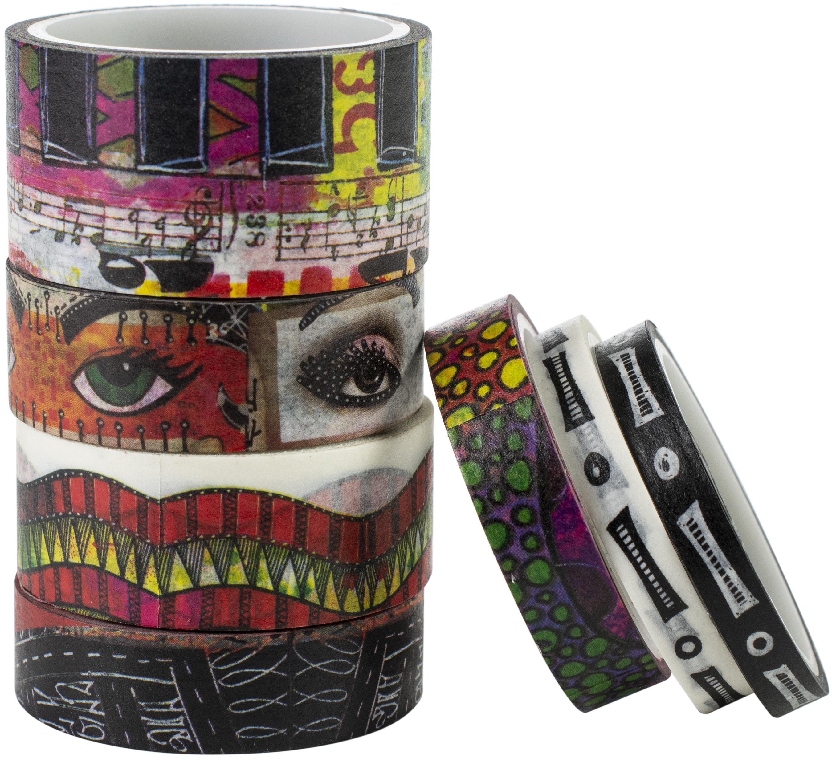 DYL #4 Washi Tape Set
