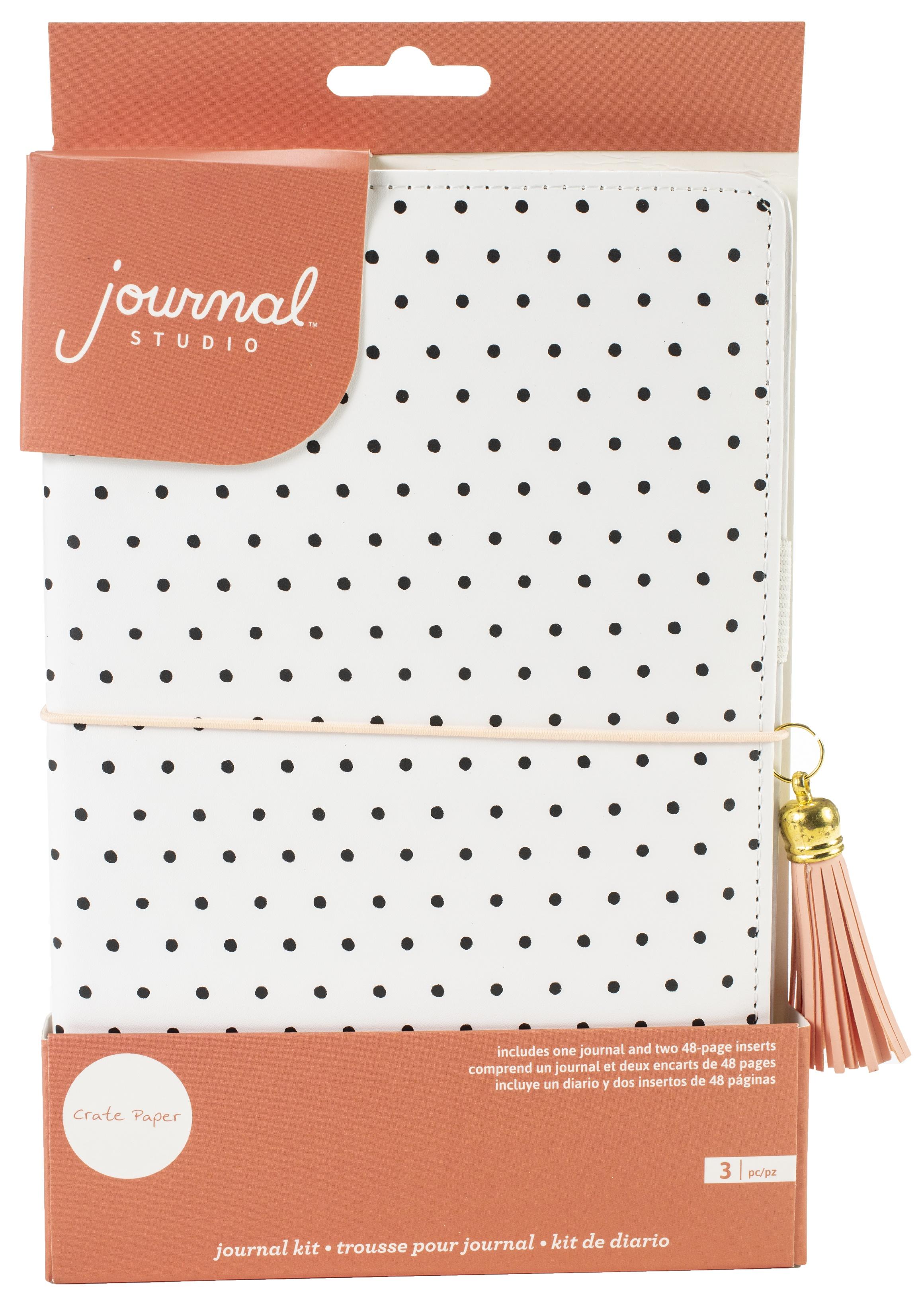 Journal Studio  - Dot Journal Kit (Crate Paper)
