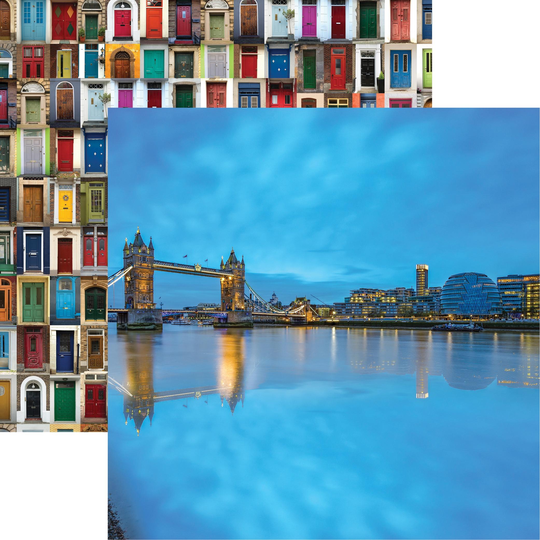 REM Great Britain Tower Bridge