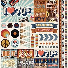 REM Good Vibes Stickers