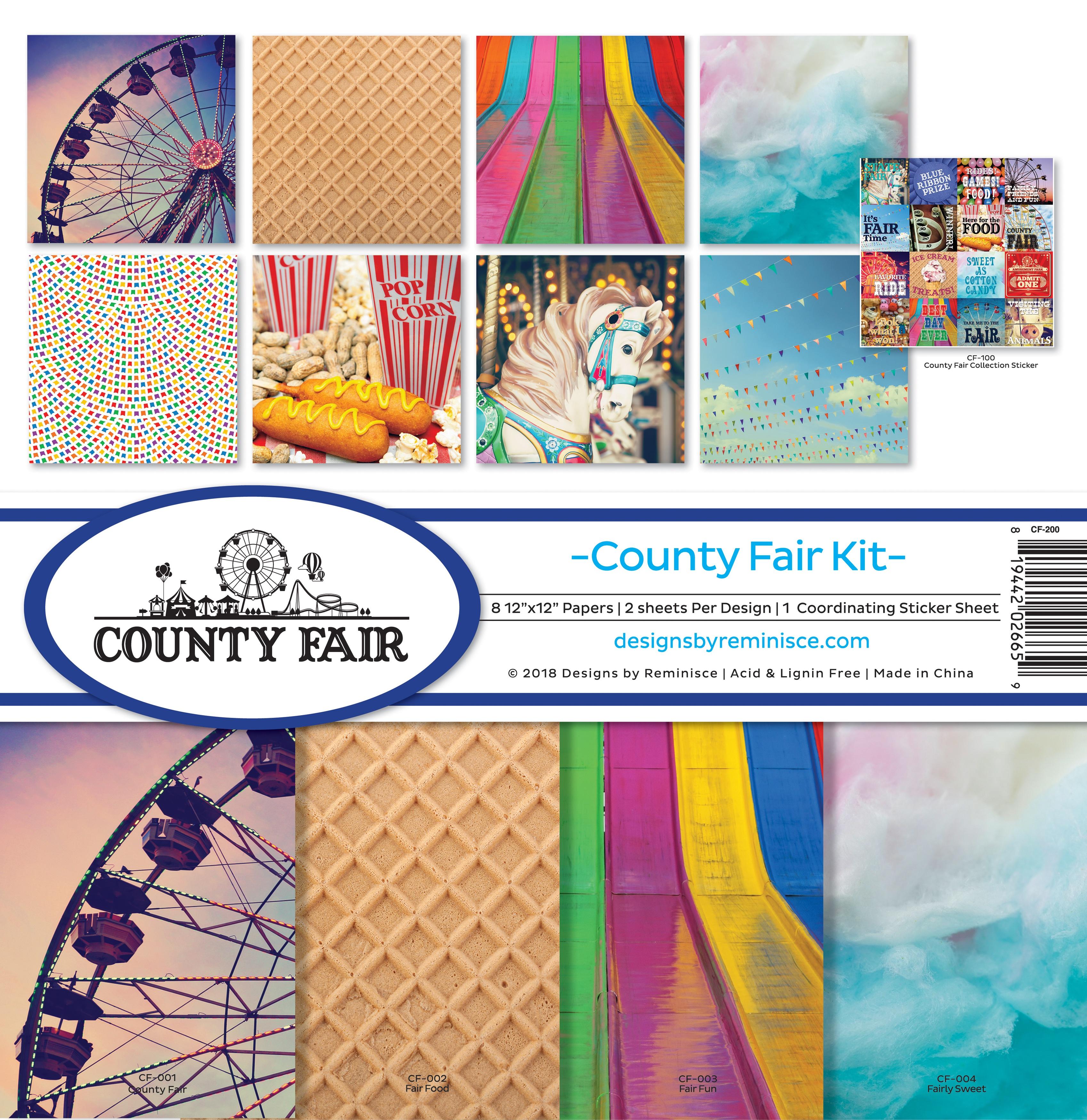 REM County Fair Kit