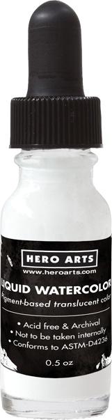 HA Ink Liquid Watercolor White