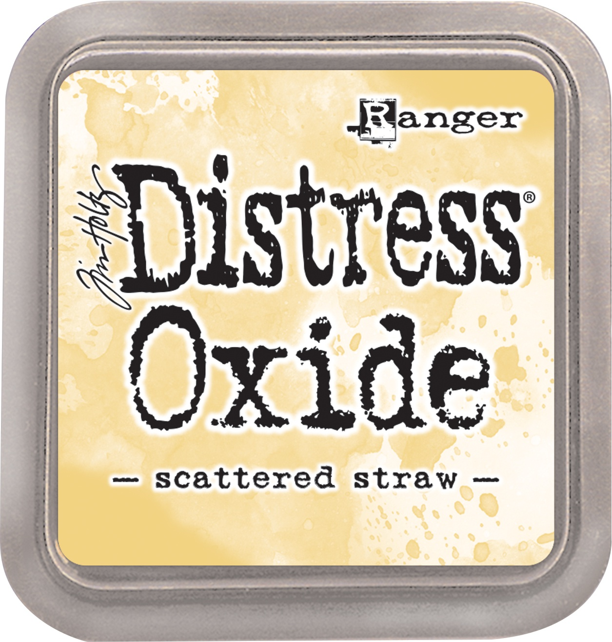 Tim Holtz Distress Oxides Ink Pad-Scattered Straw