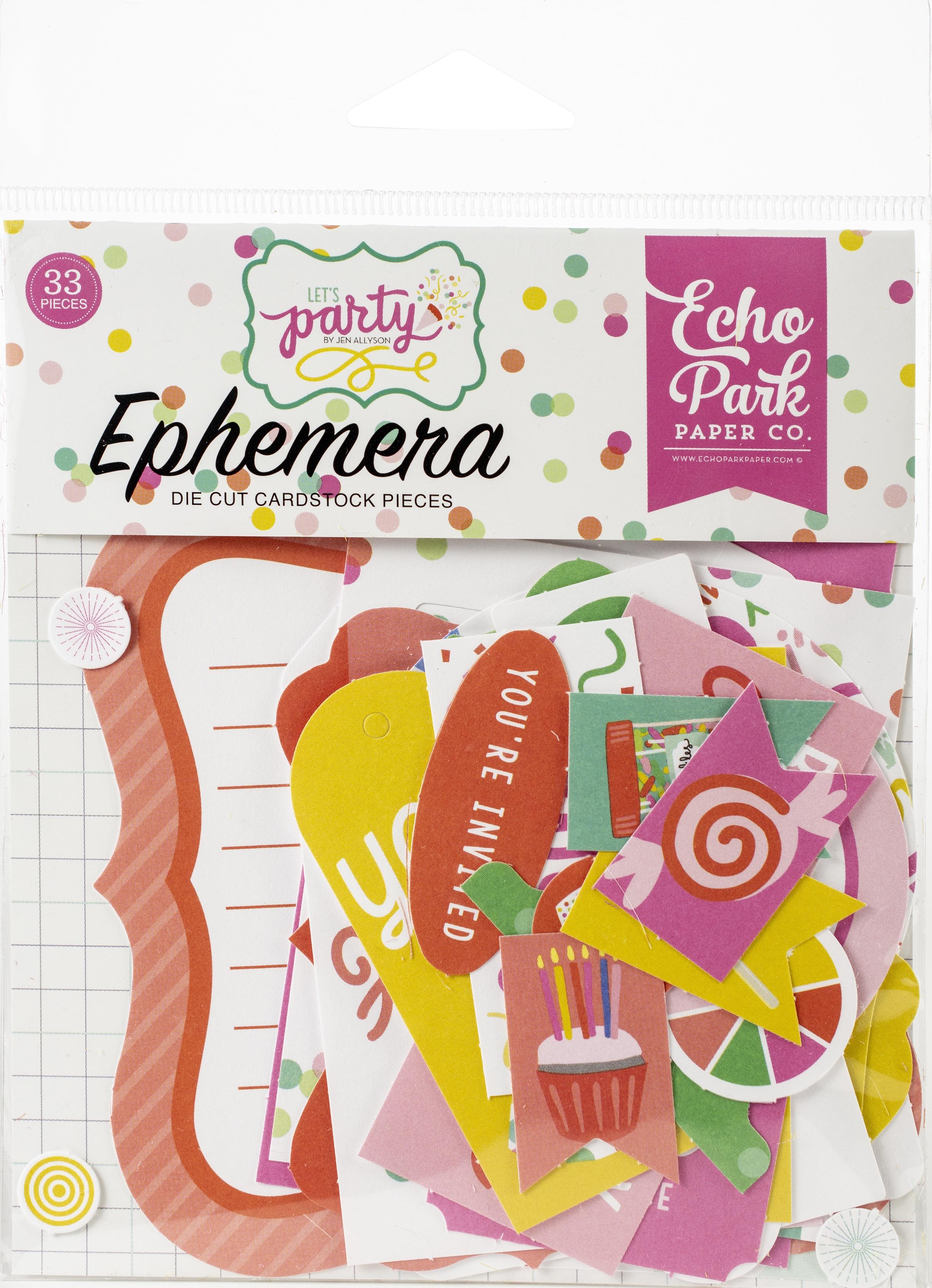 Let's Party - Ephemera