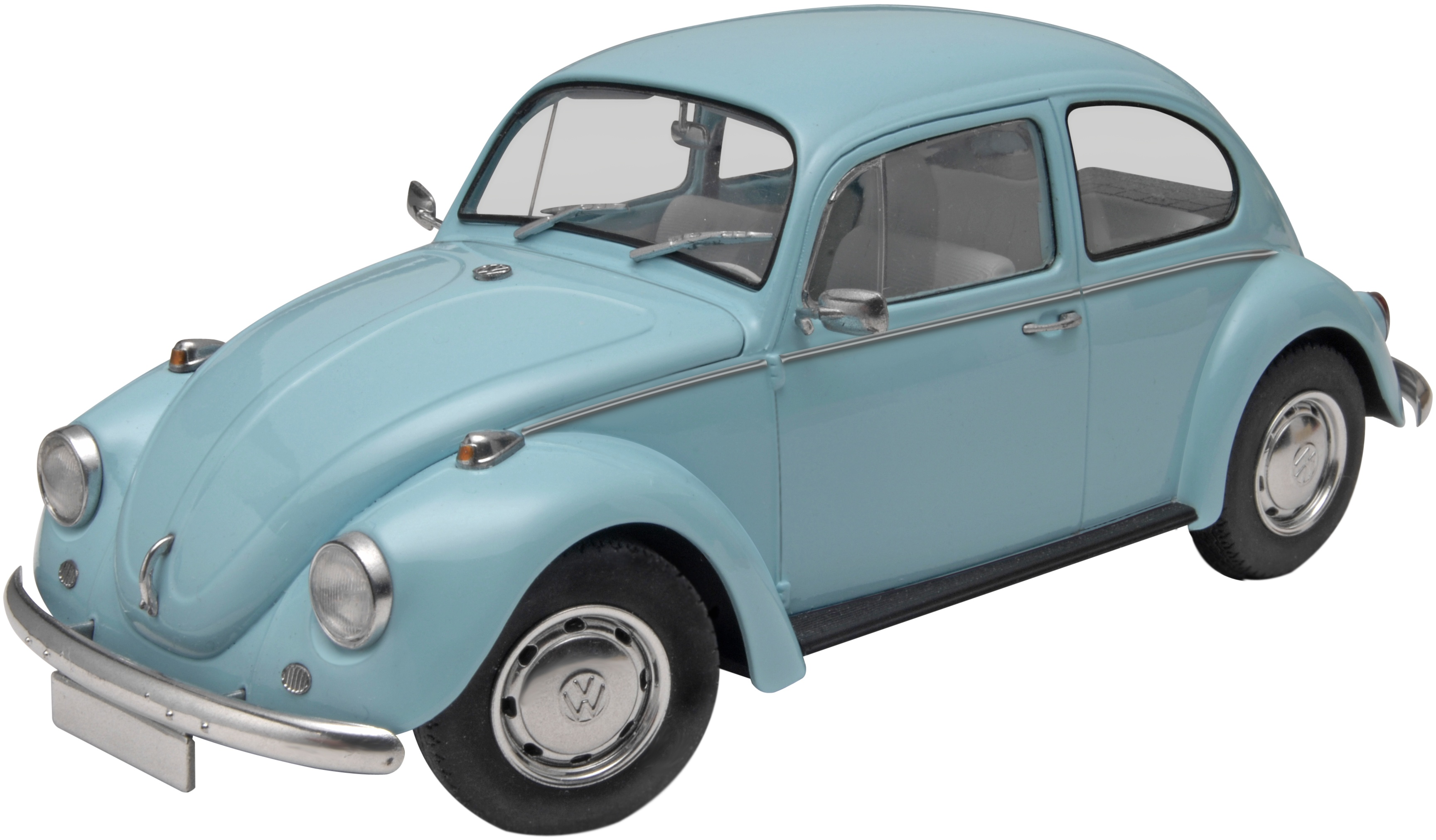 Plastic Model Kit-68 Volkswagon Beetle 1:24
