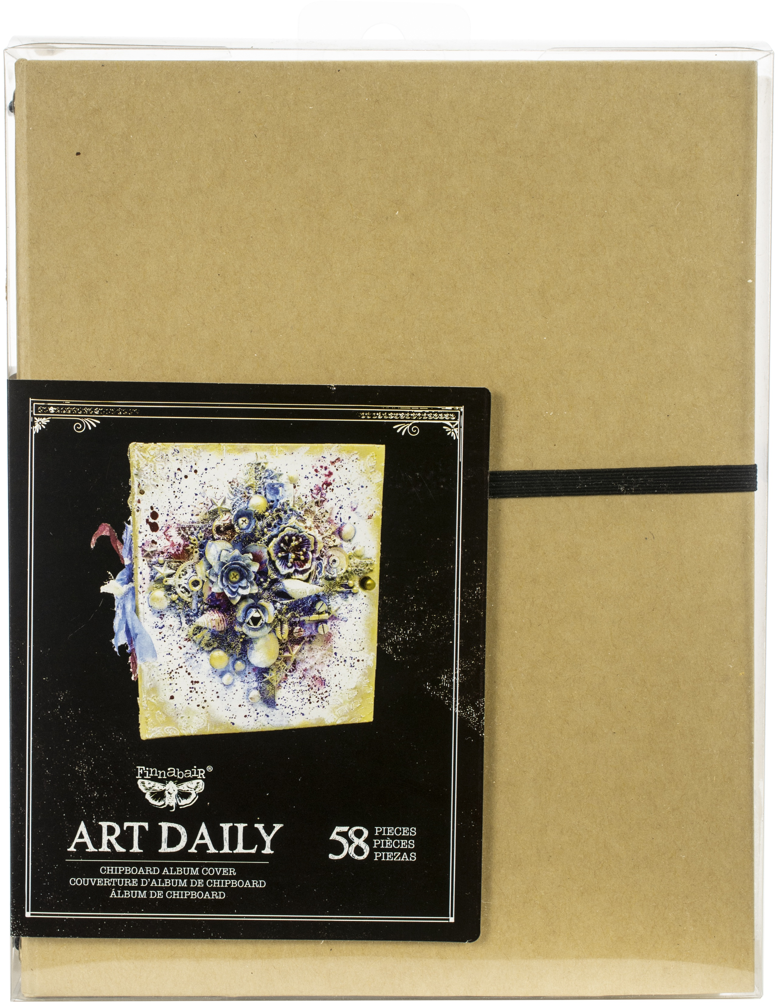 Art Daily Planner Album