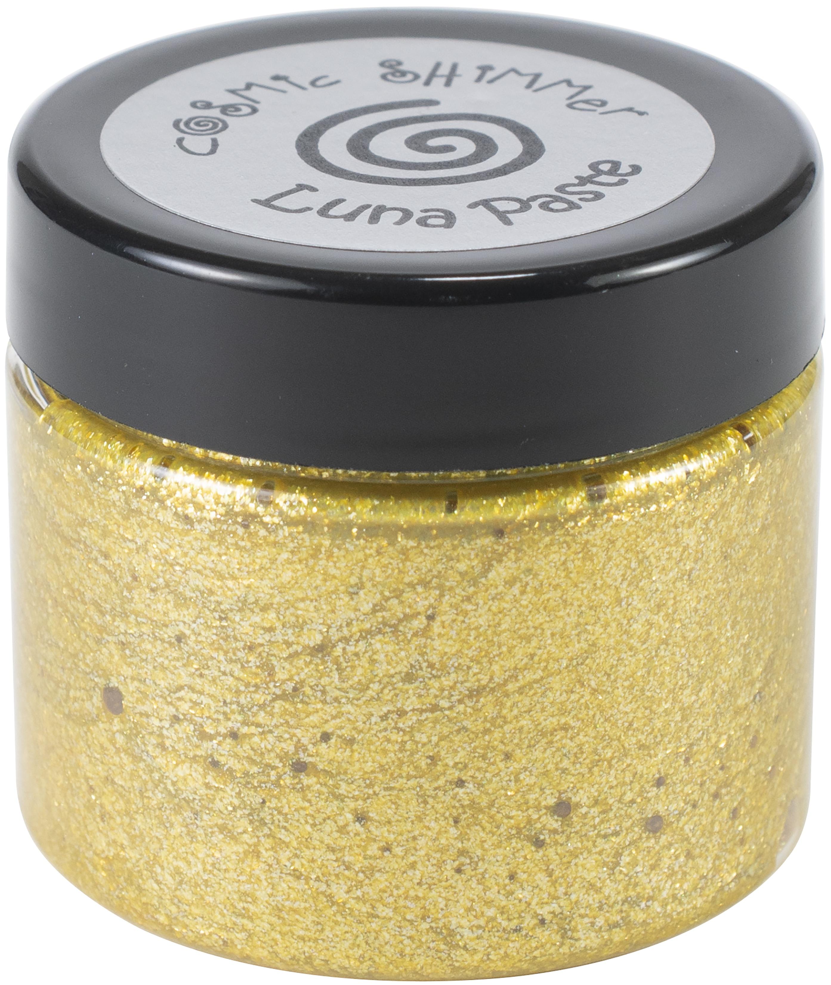 Cosmic Shimmer Luna Paste-Gold