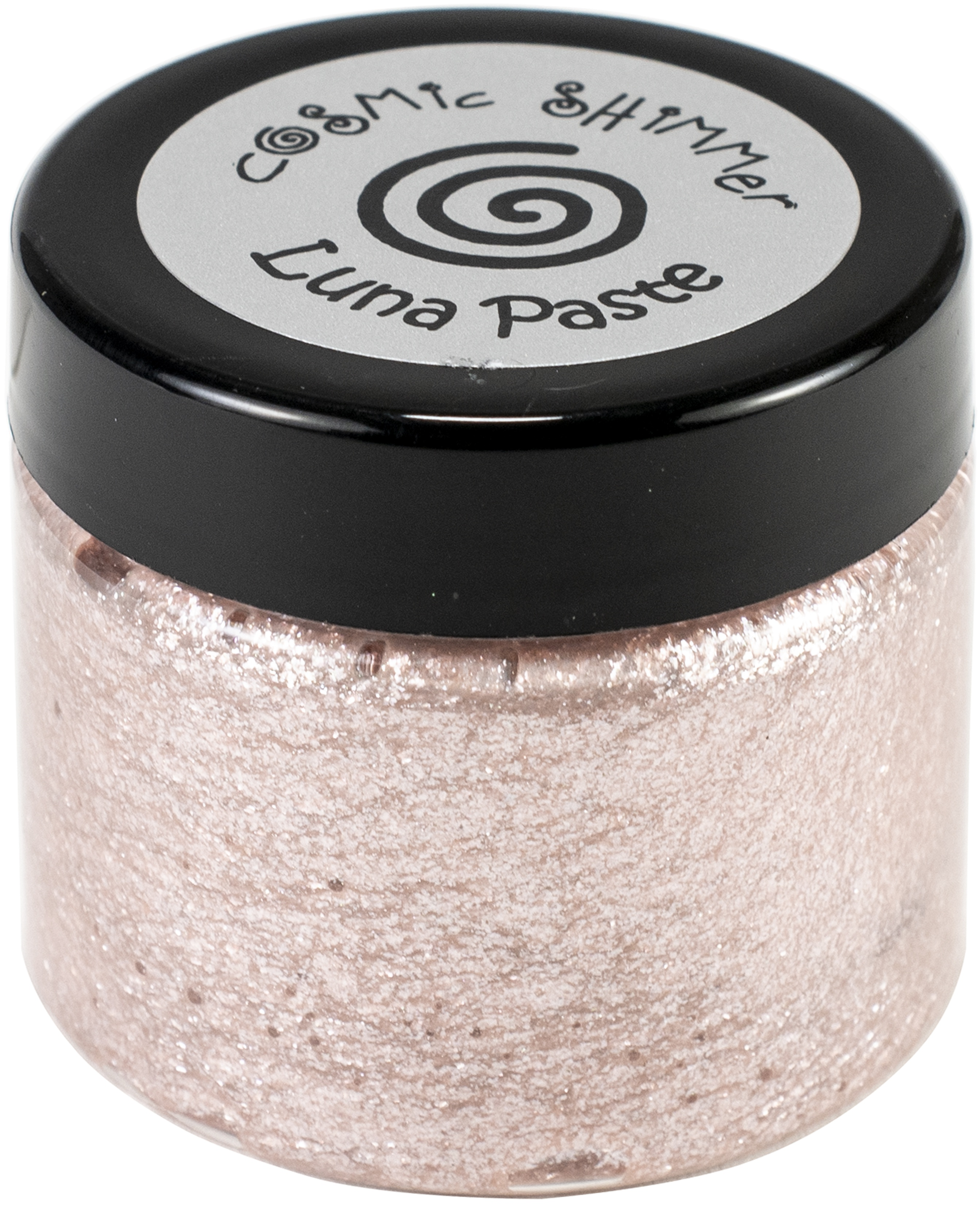 Cosmic Shimmer Luna Paste-Moonlight Rose