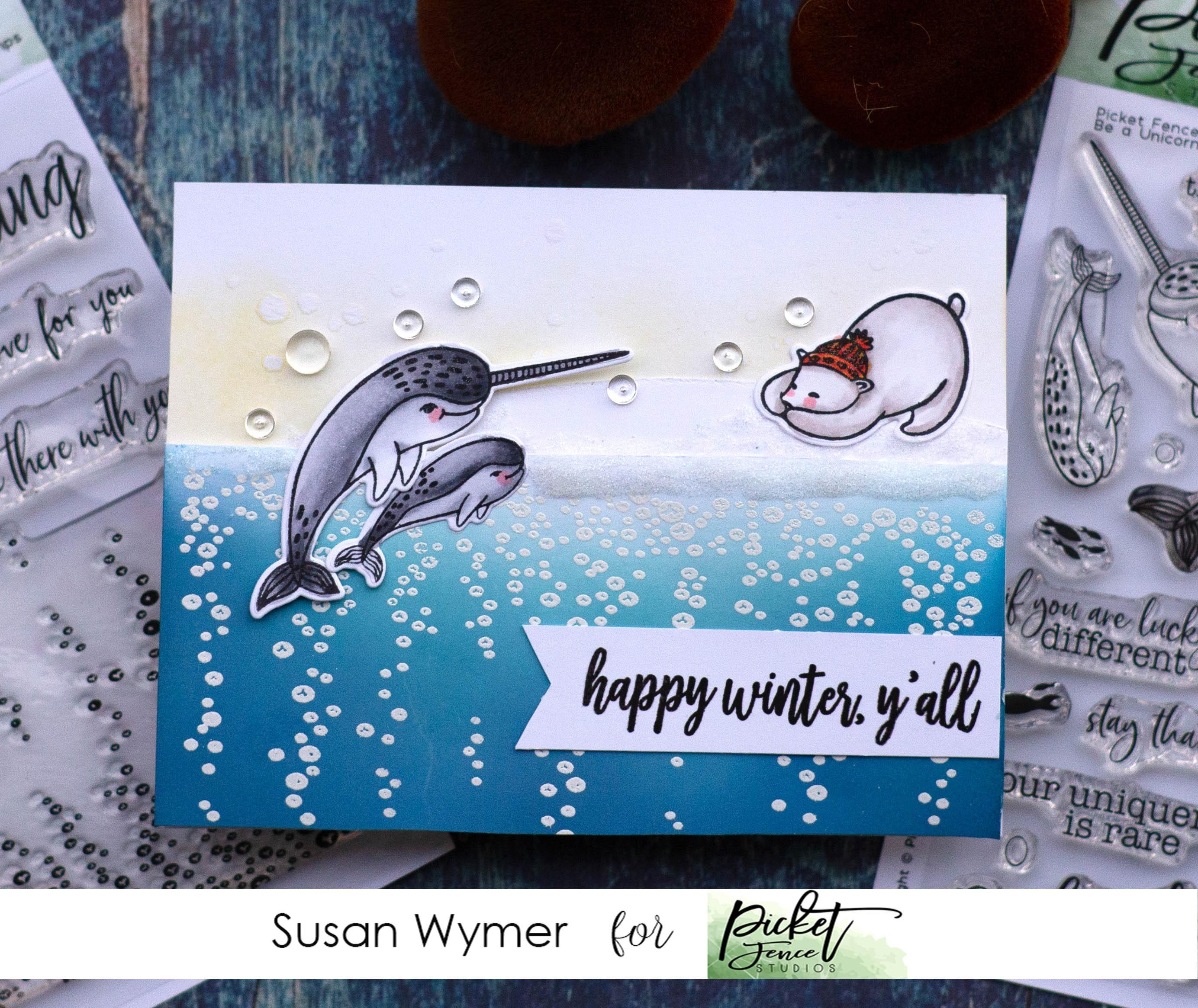 A Bottomless Sea Stamp