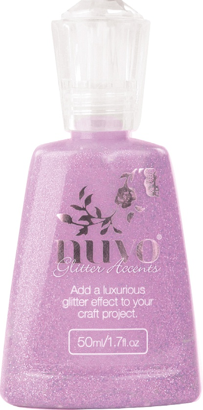 Nuvo Glitter Accents 1.7oz-Candy Kisses
