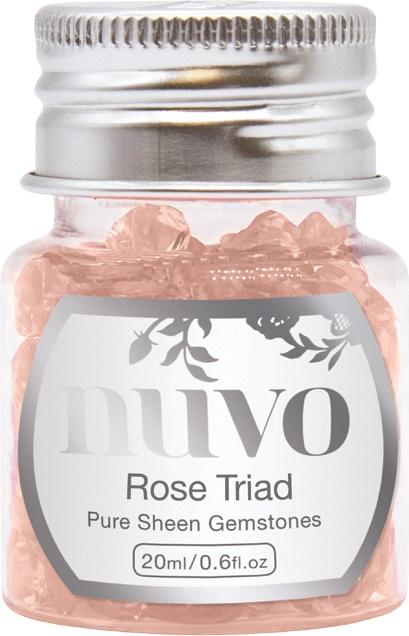 Gemstones - Rose Triads