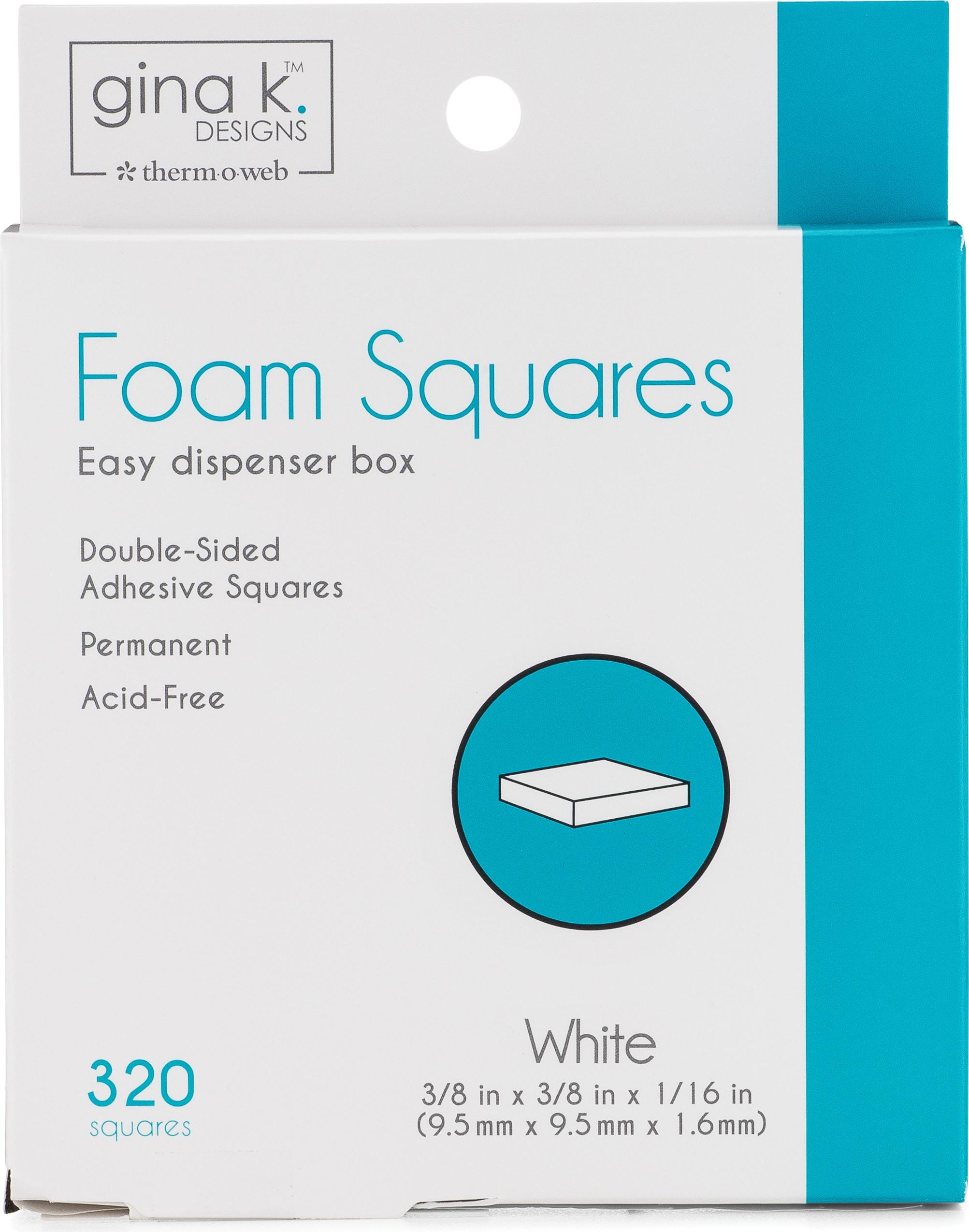Gina K Designs Foam Squares