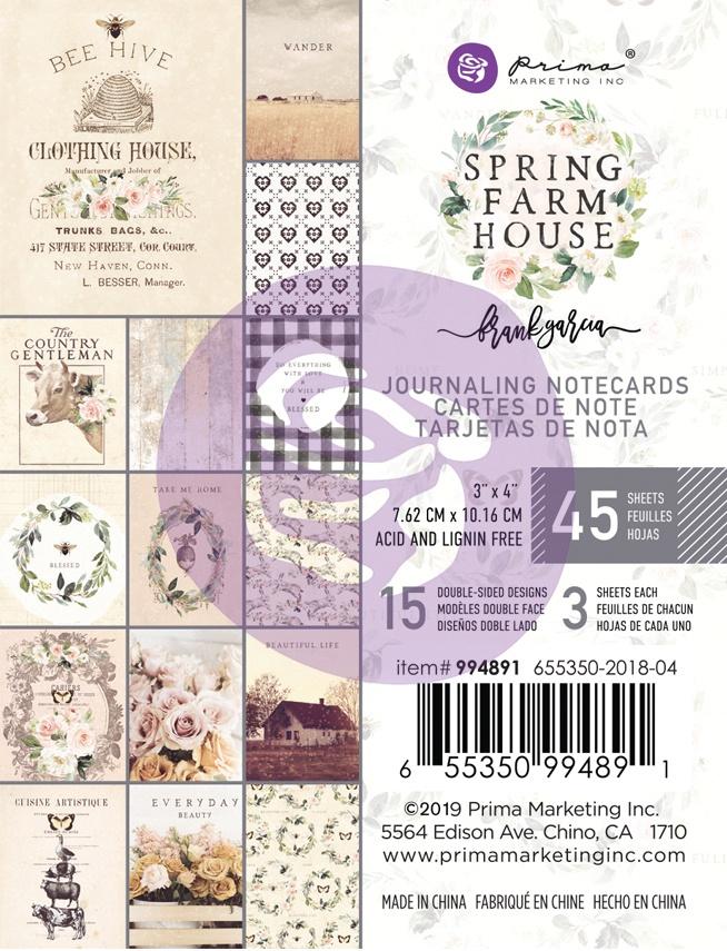 Prima Spring Farmhouse