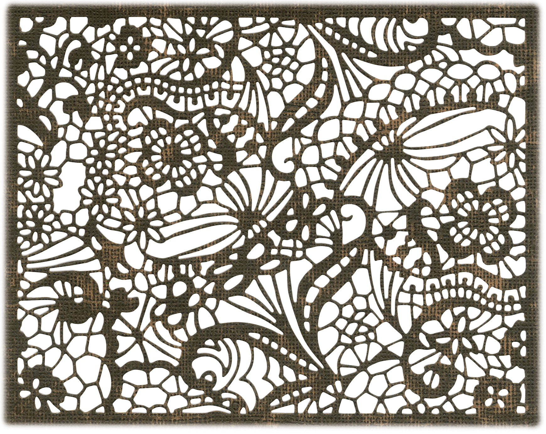 Intricate Lace Die