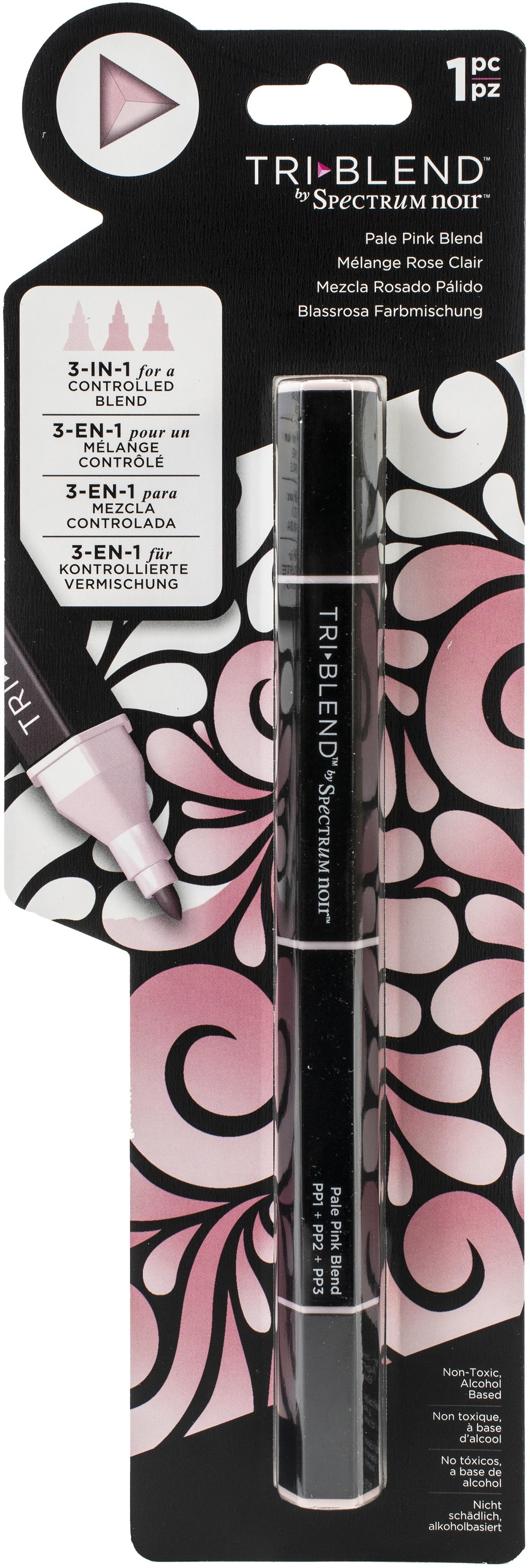 Spectrum Noir Triblend Marker-Pale Pink Blend