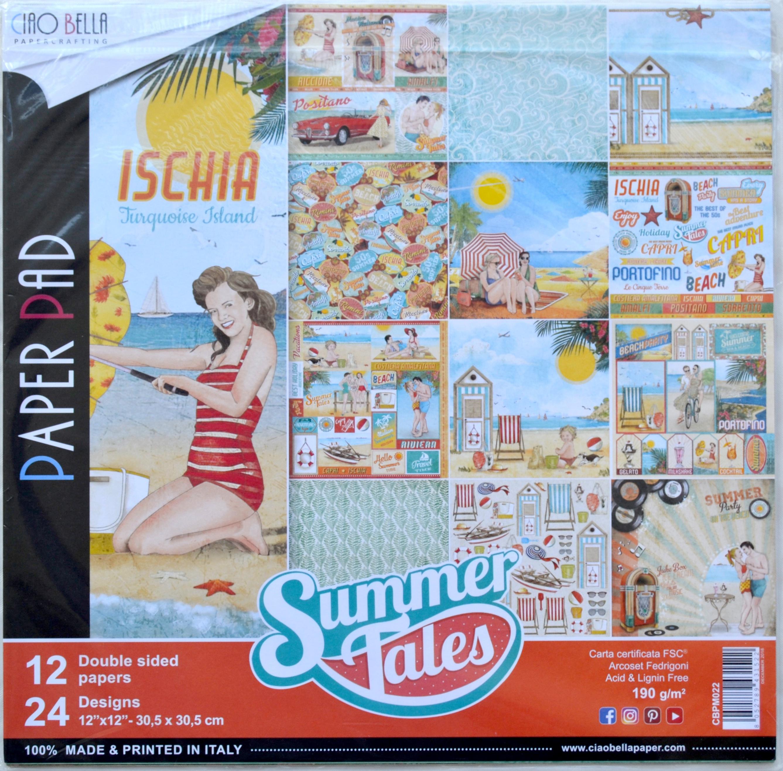 Summer Tales Paper