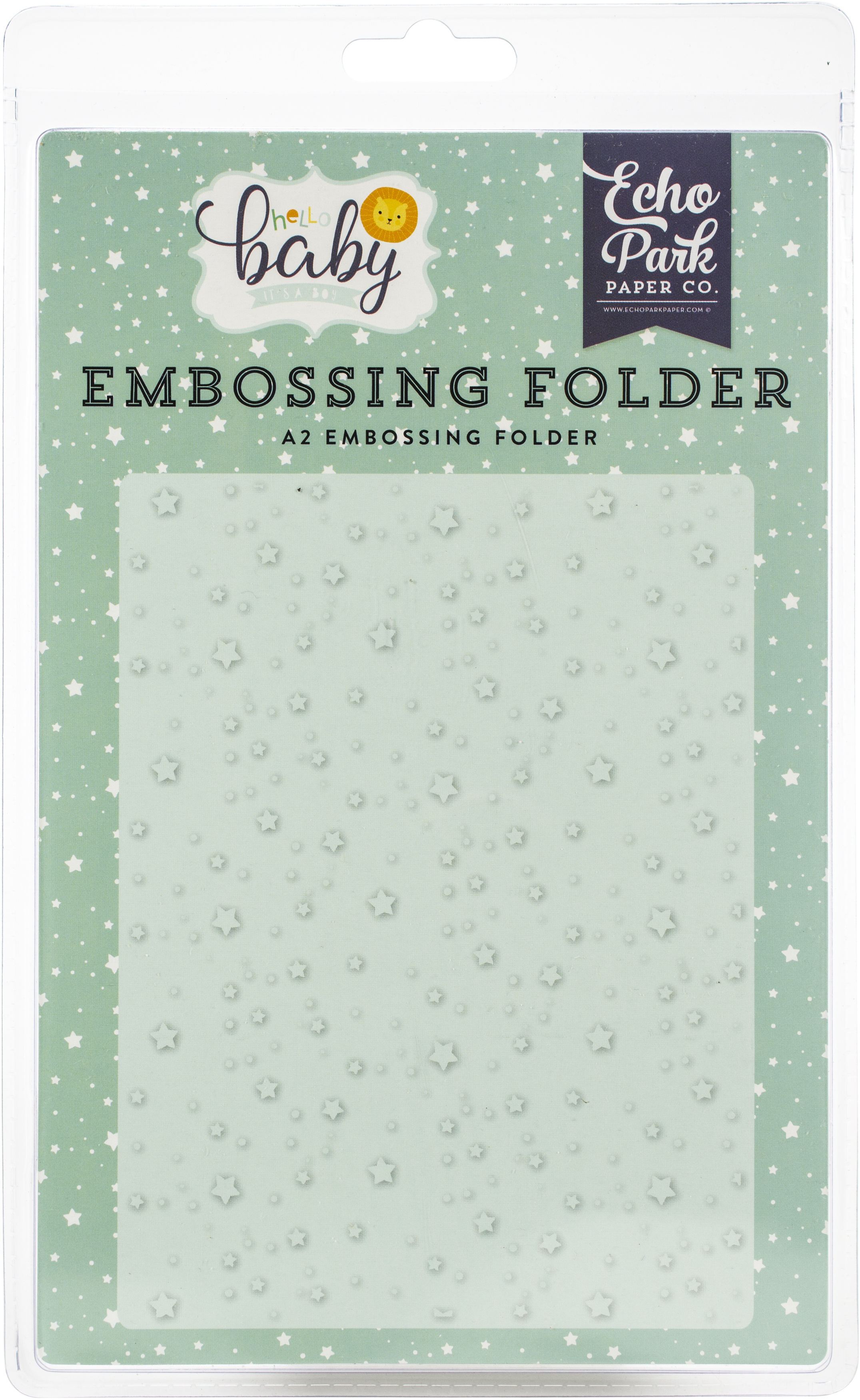 Summer is Sweet Embossing Folder