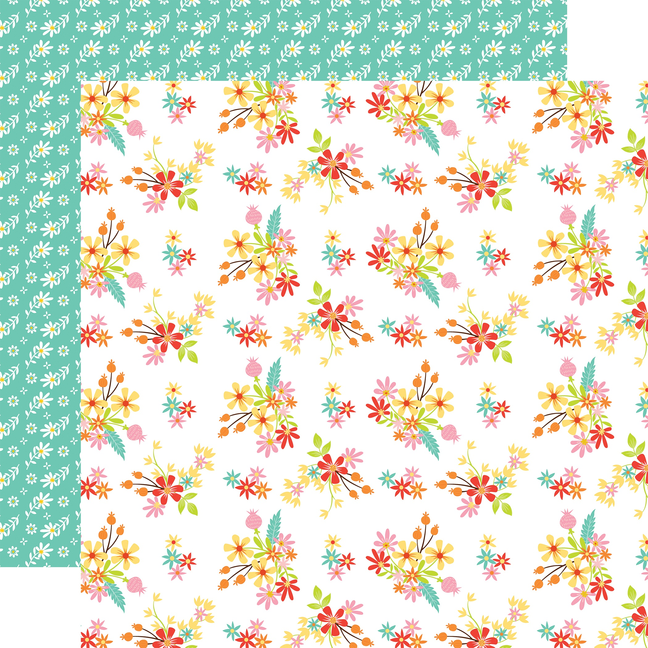 PPRPK - EASTER WISHES EASTER FLOWERS