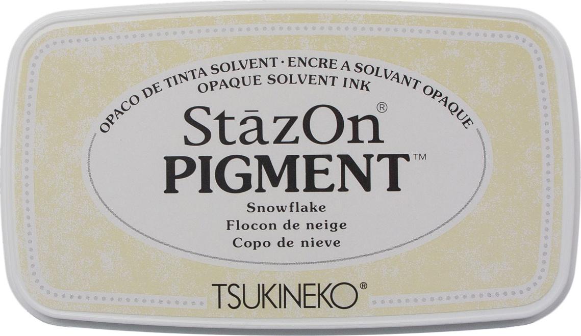 Stazon Ink Pad Snowflake