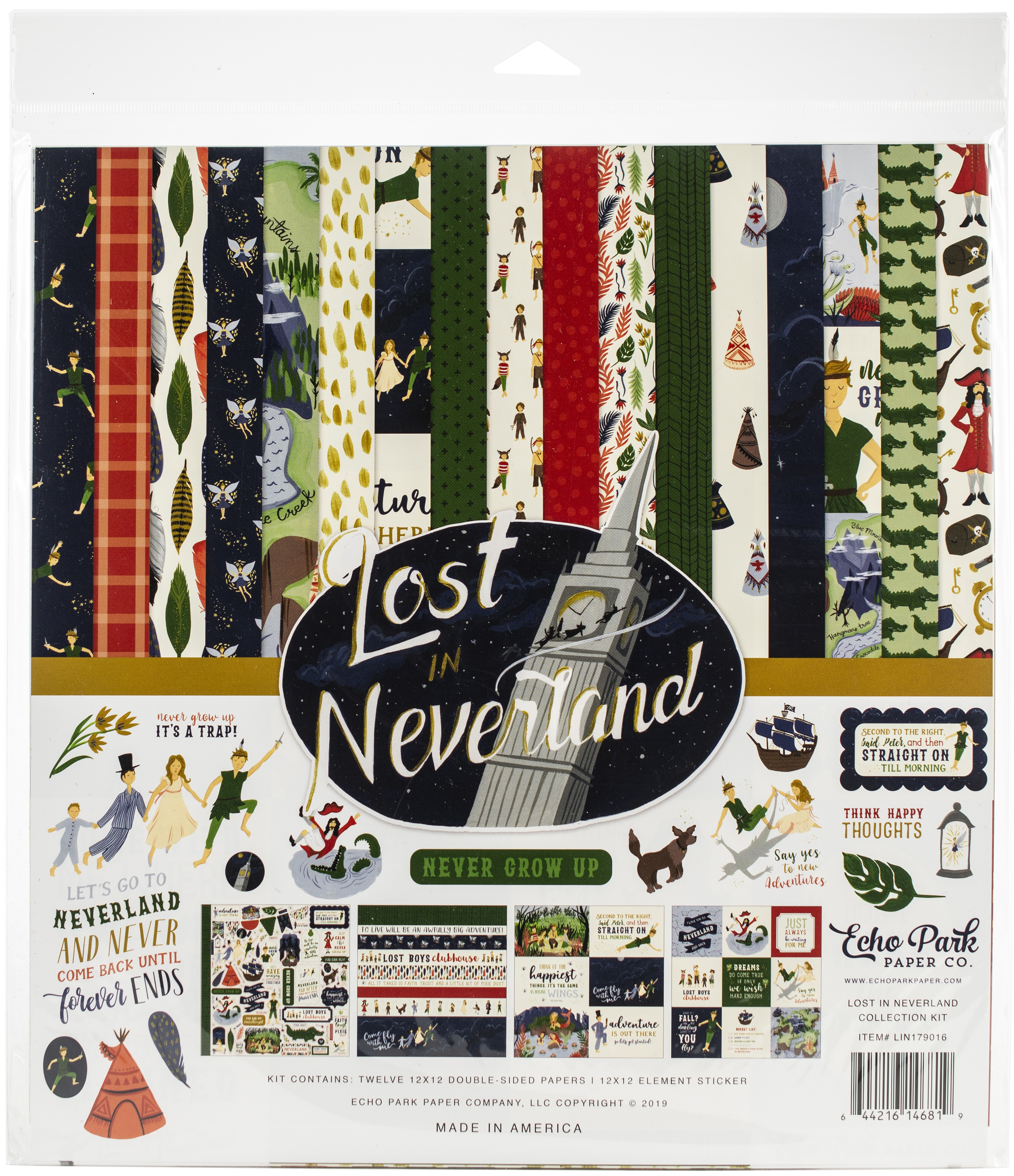 EP Neverland Collection Kit