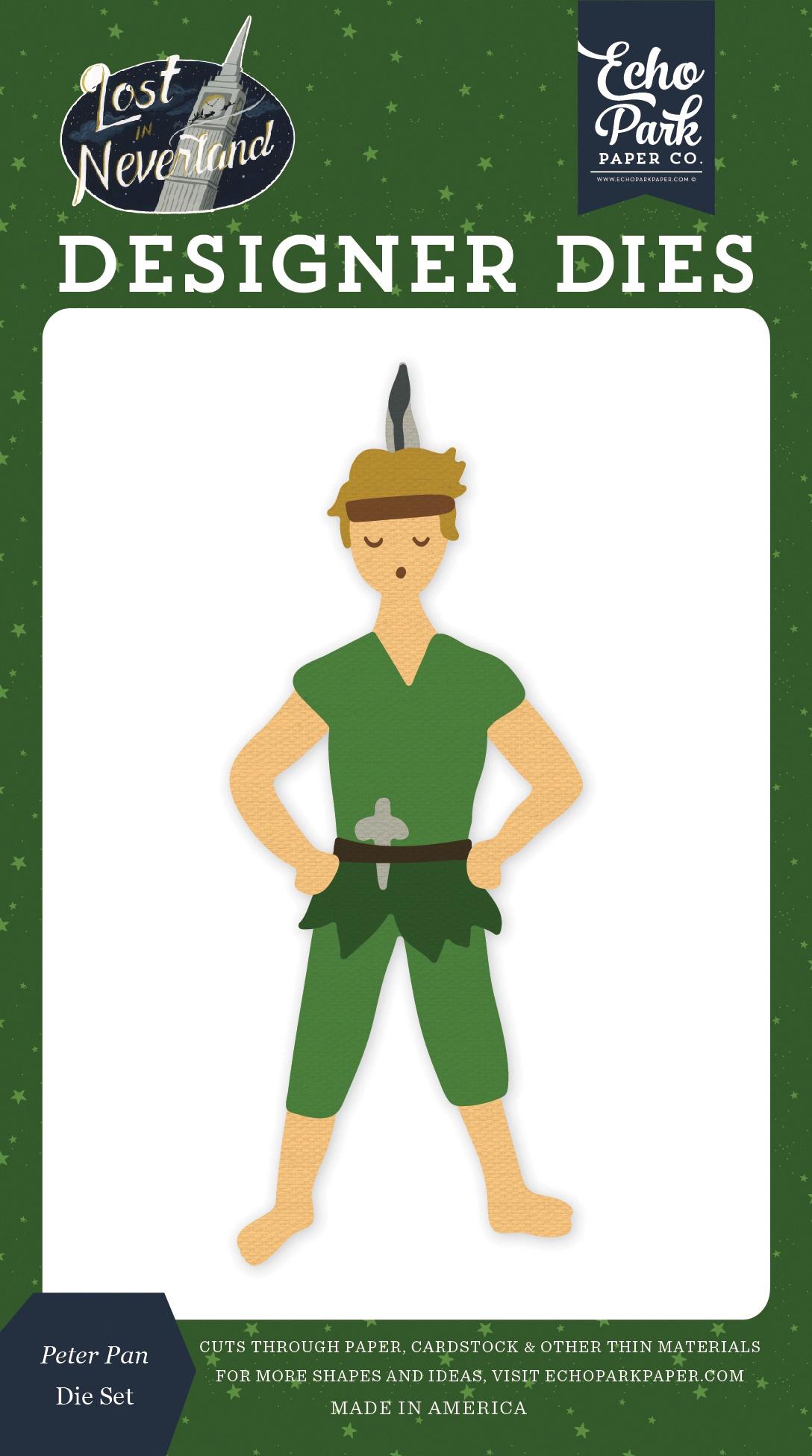 Echo Park Dies-Peter Pan