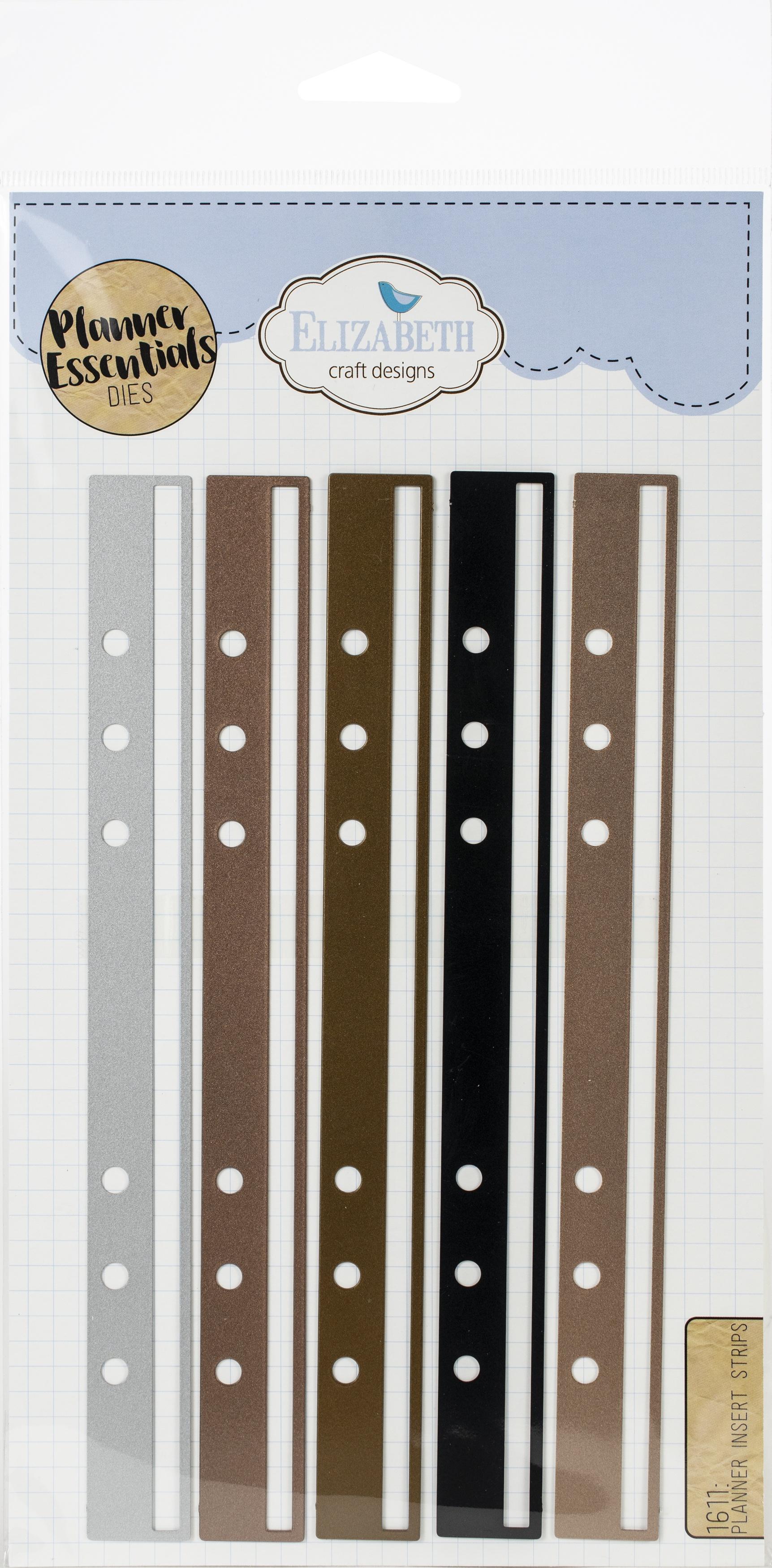 Planner Insert Strips