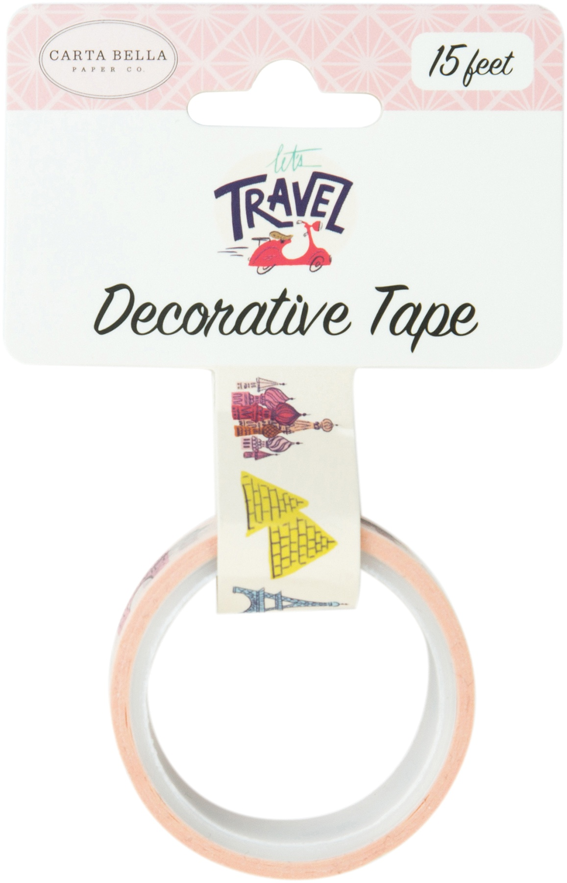 CB Let's Travel Destinations Washi