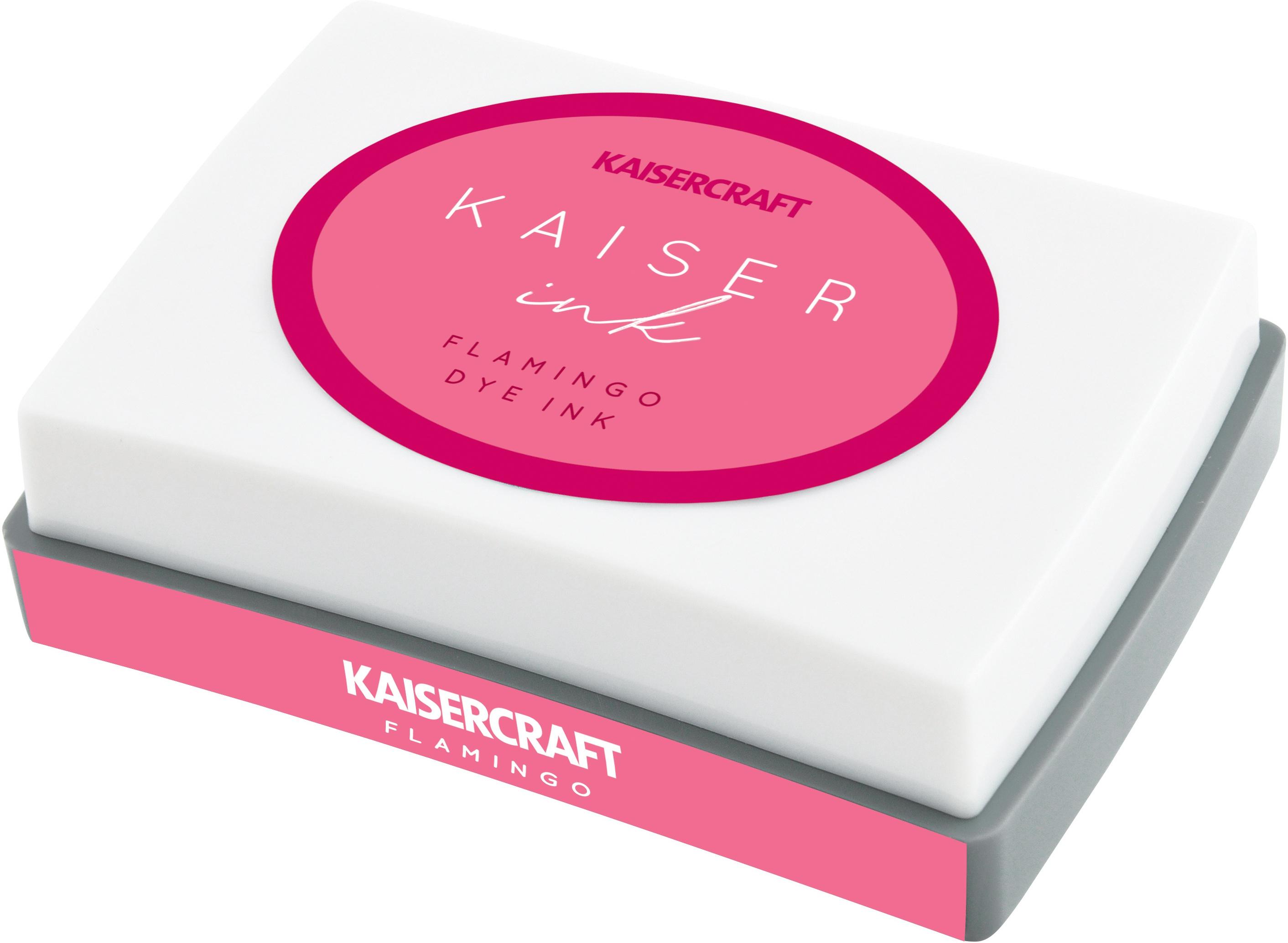 KaiserInk Ink Pad-Flamingo