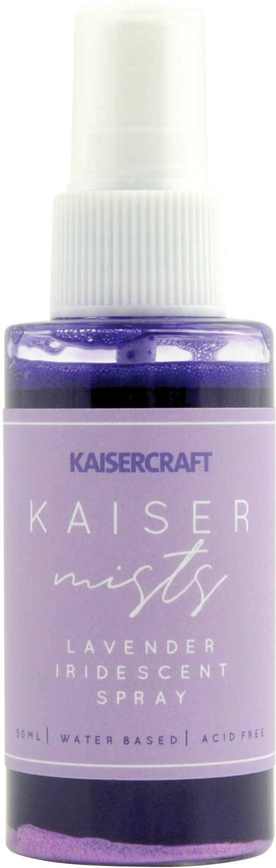 KaiserMists Iridescent Ink Spray 1.5oz-Lavender