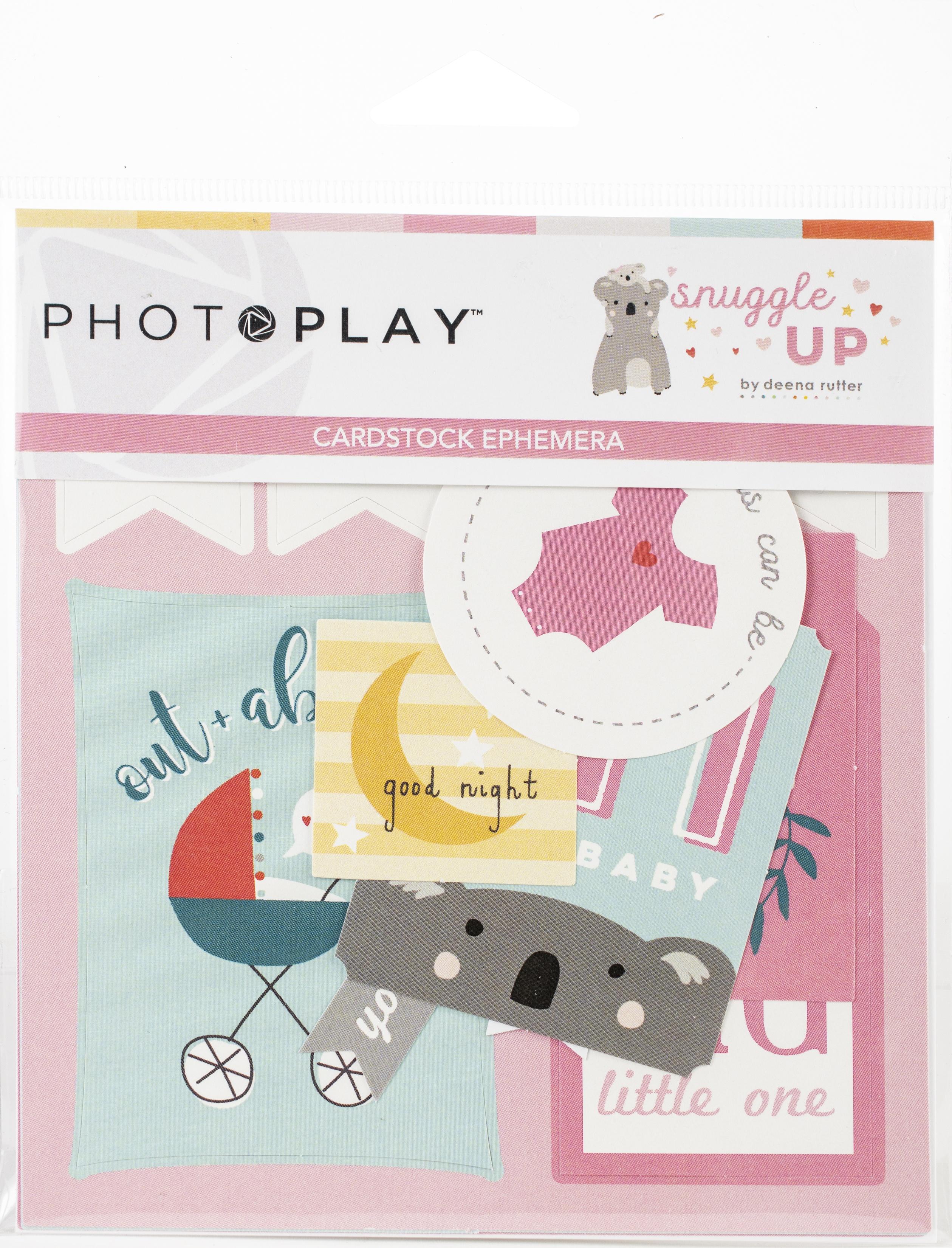 Echo Park Cardstock Ephemera 33//Pkg-Icons Spring Fling