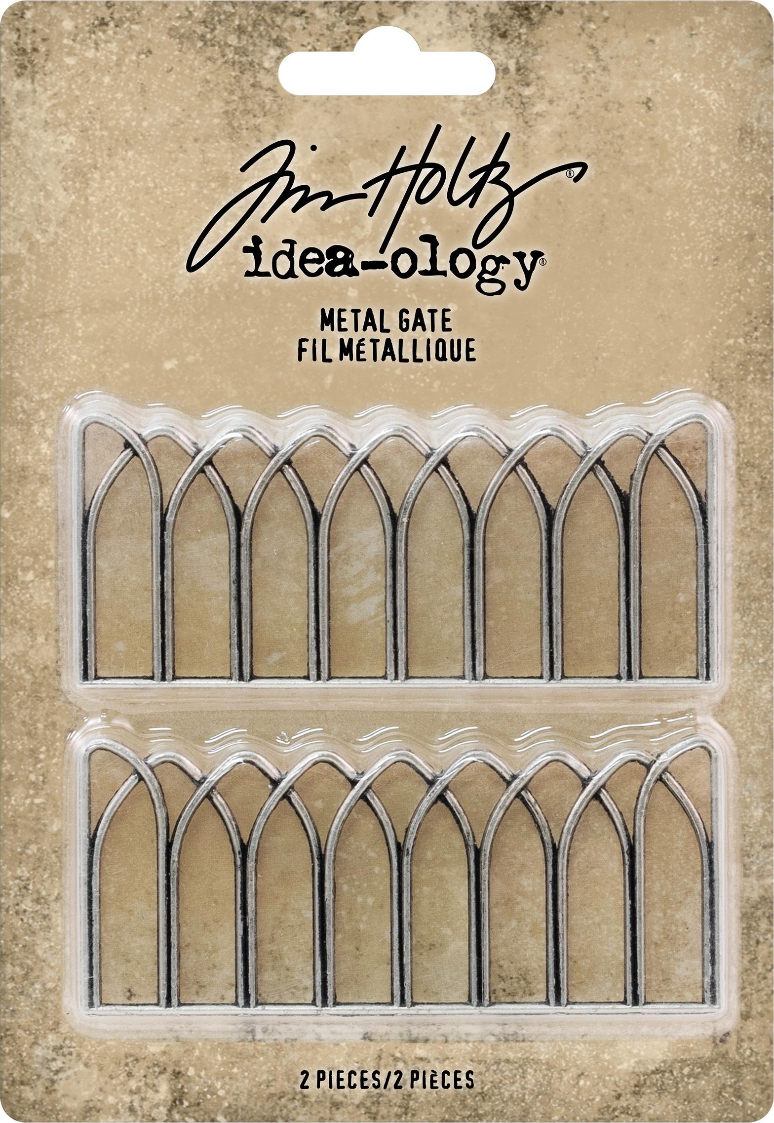 Idea-Ology Metal Gates 2/Pkg-1.25X3
