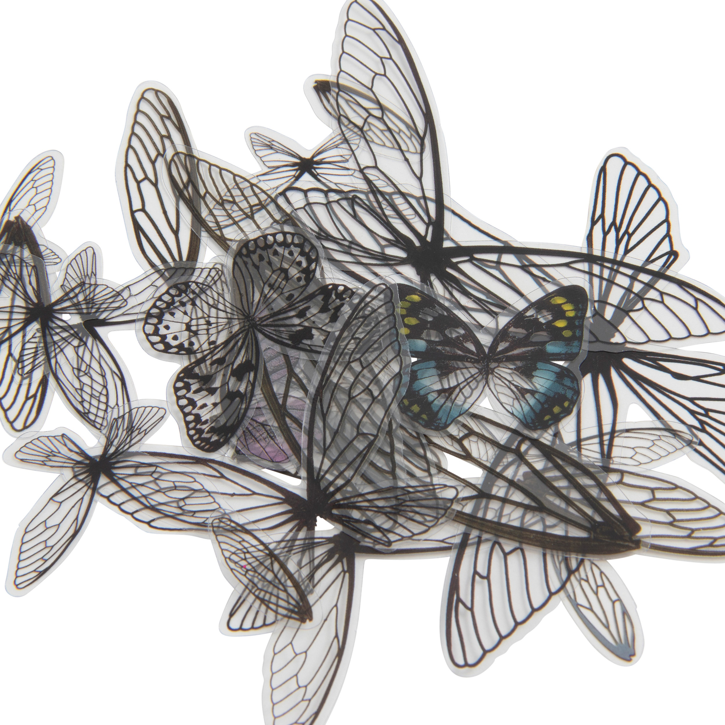 TH Idea-ology Transparent Wings