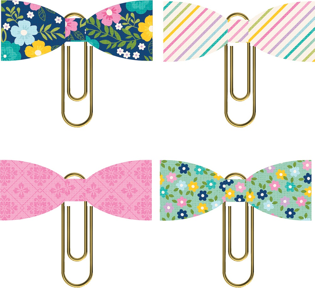 Little Princess Decoration Clips 4/Pkg-