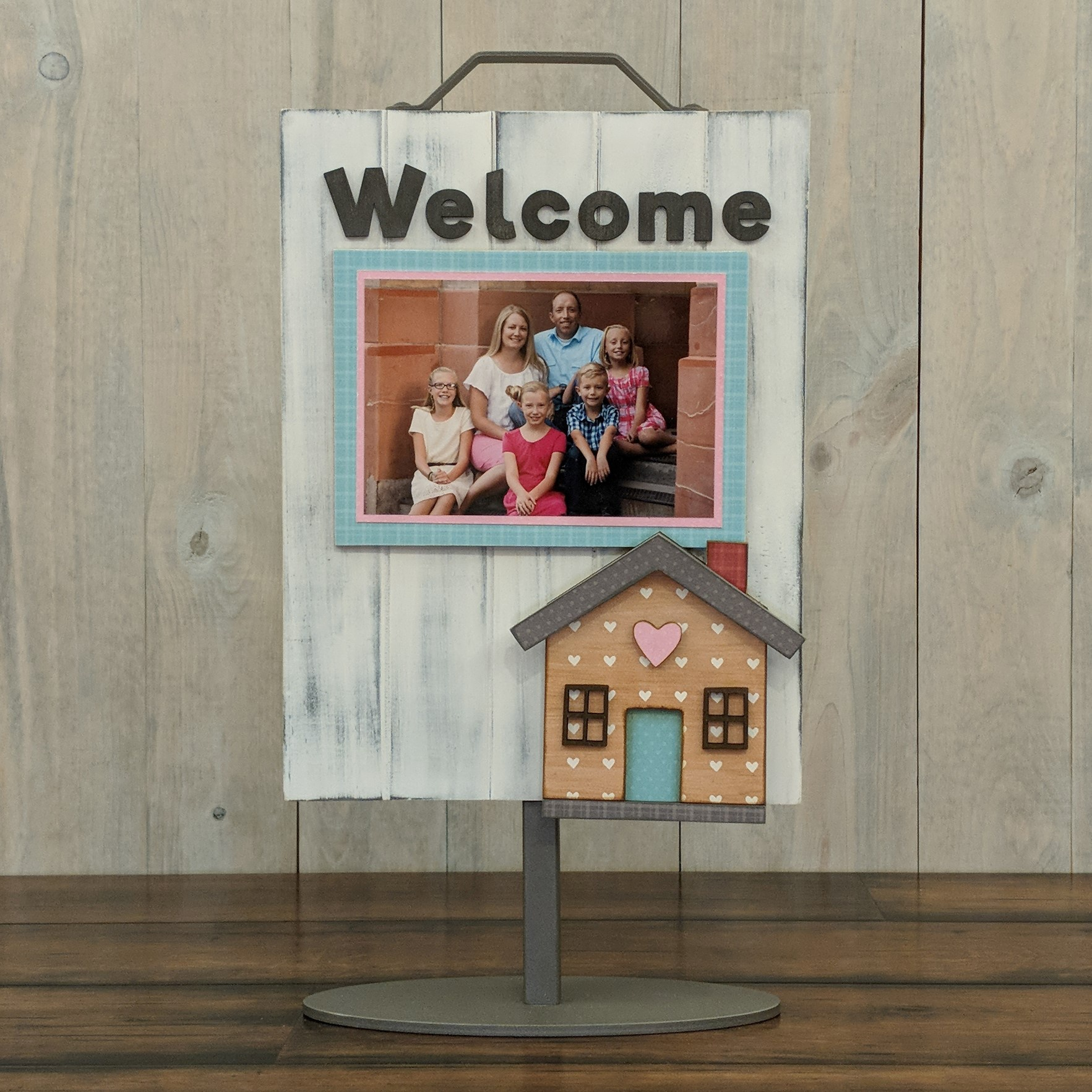 Foundations Decor Welcome Sign Kits-House