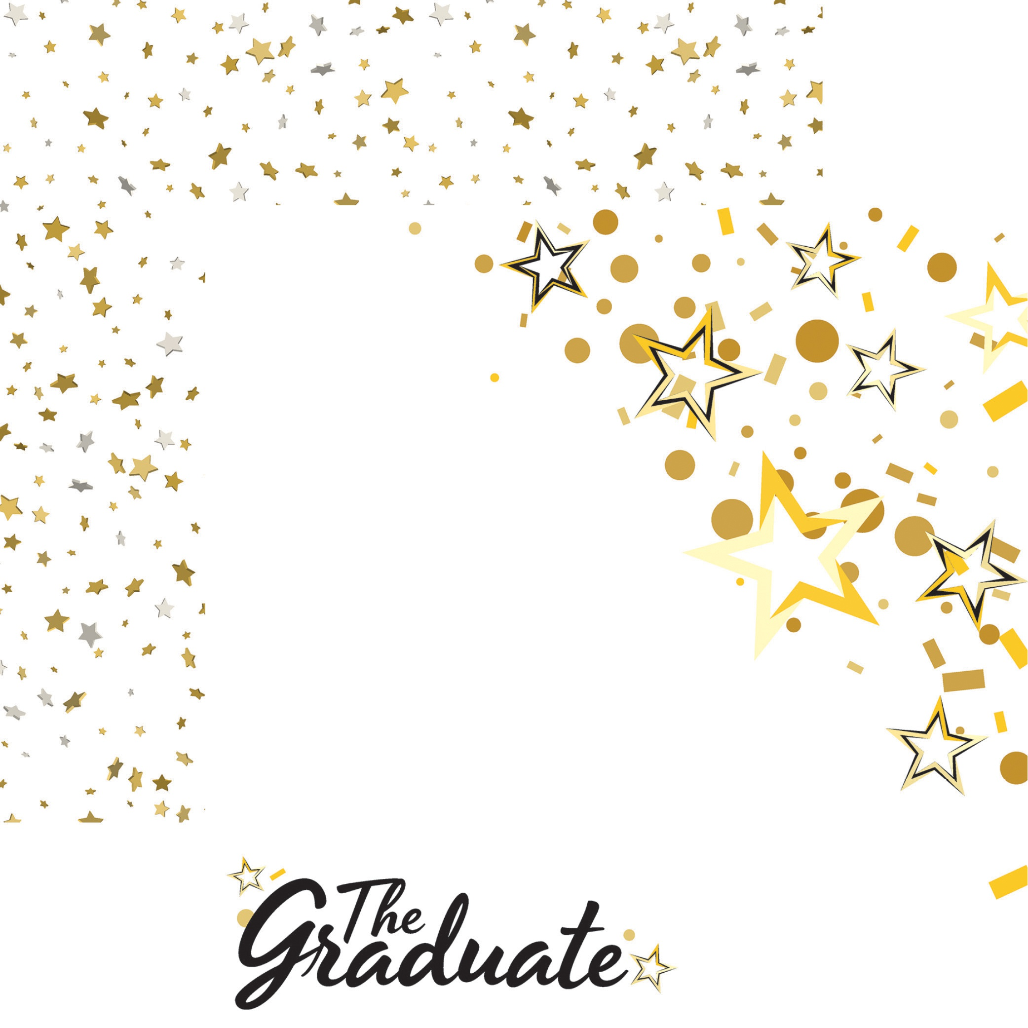 The Graduate Double-Sided Cardstock 12X12-The Graduate