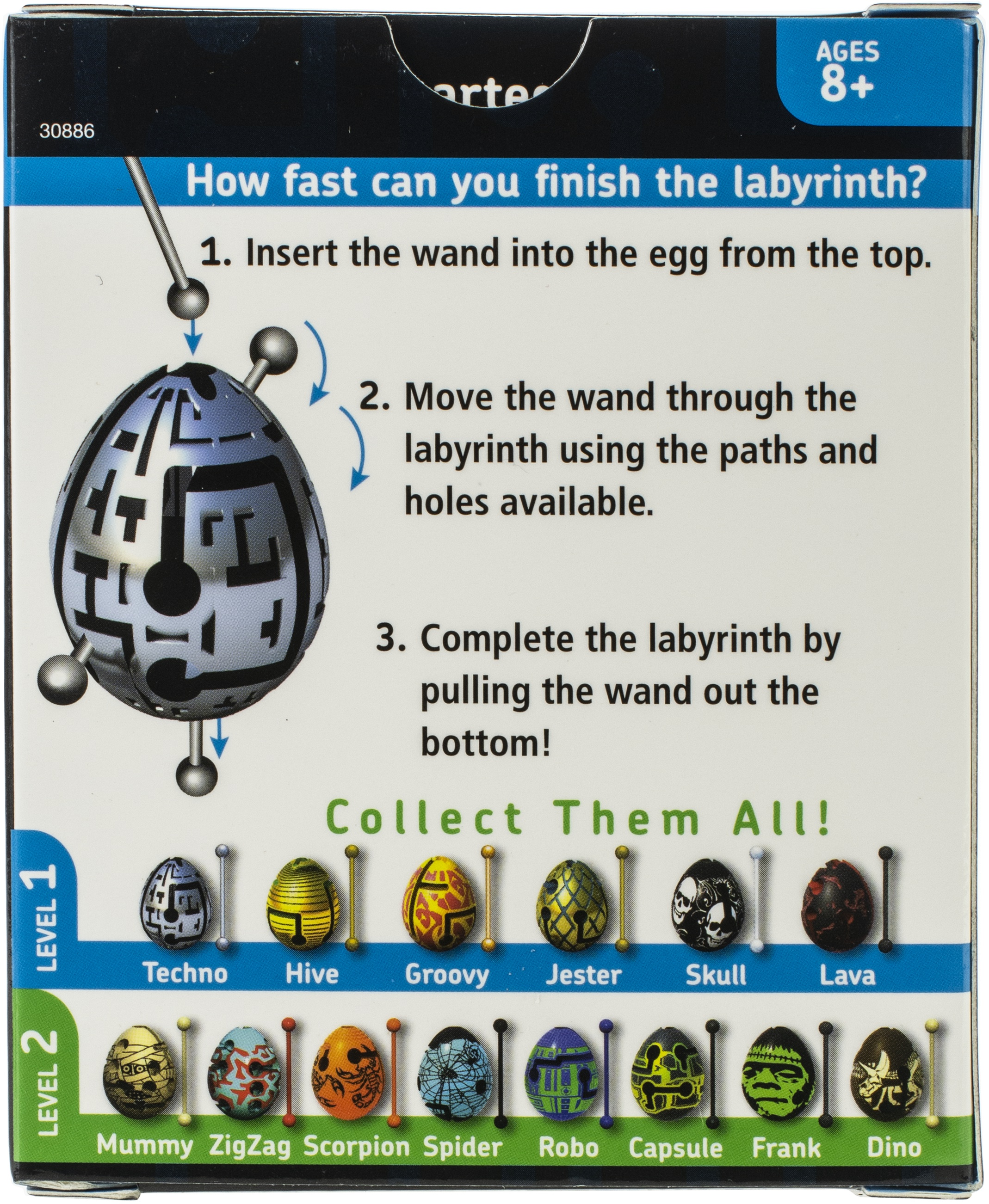 1-Layer Smart Egg -Techno Level 1