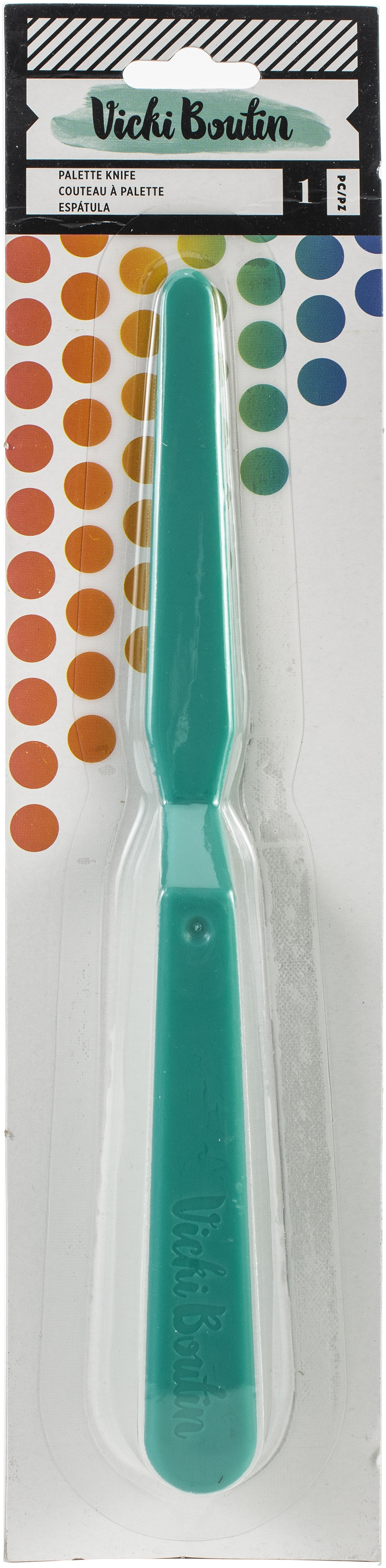Vicki Boutin Color Kaleidoscope Silicon Palette Knife-