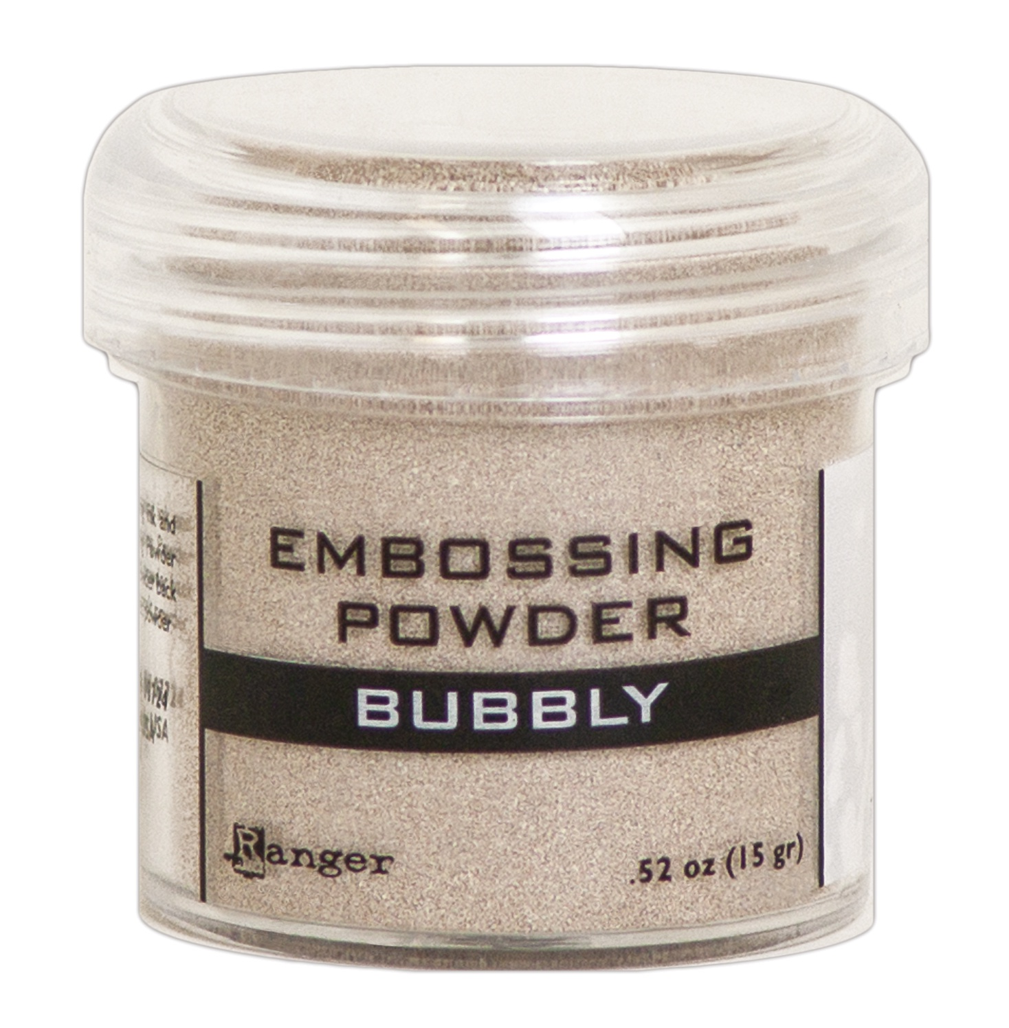 Ranger Embossing Powder-Bubbly