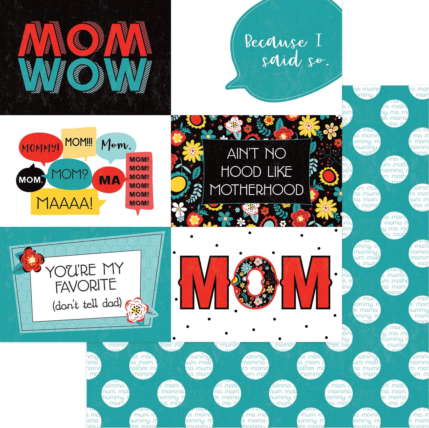 PPR - Best Mom Ever Because I Said So