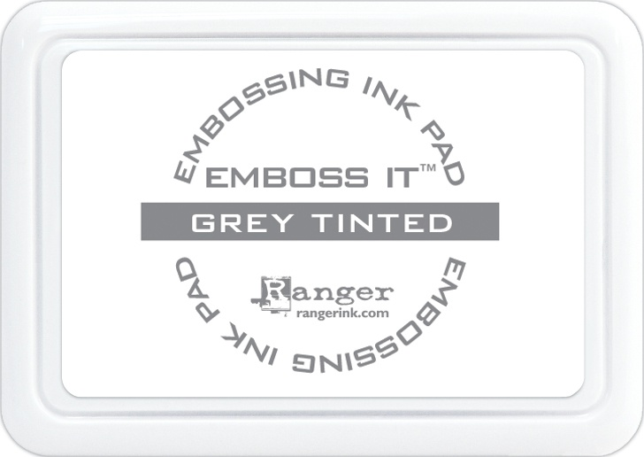 Ranger Emboss-It Ink Pad-Gray