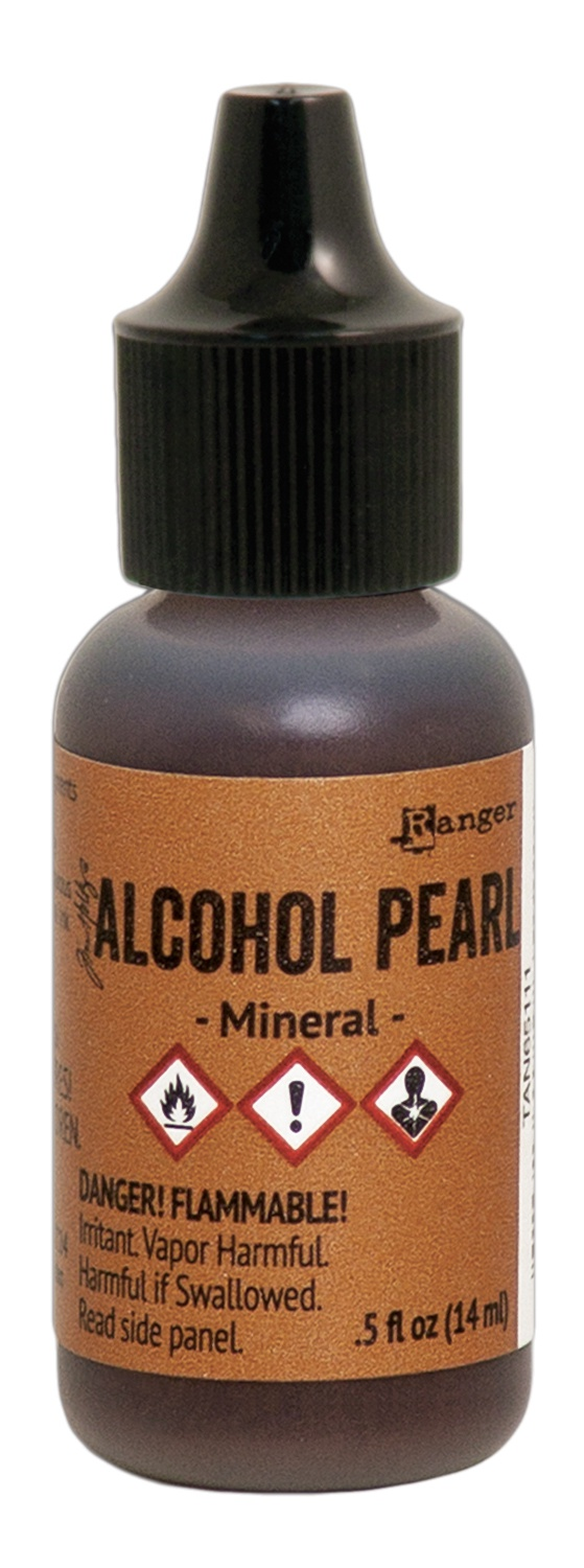 Alcohol Pearl - Mineral