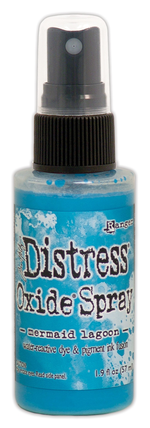 Tim Holtz Distress Oxide Spray 1.9fl oz-Mermaid Lagoon