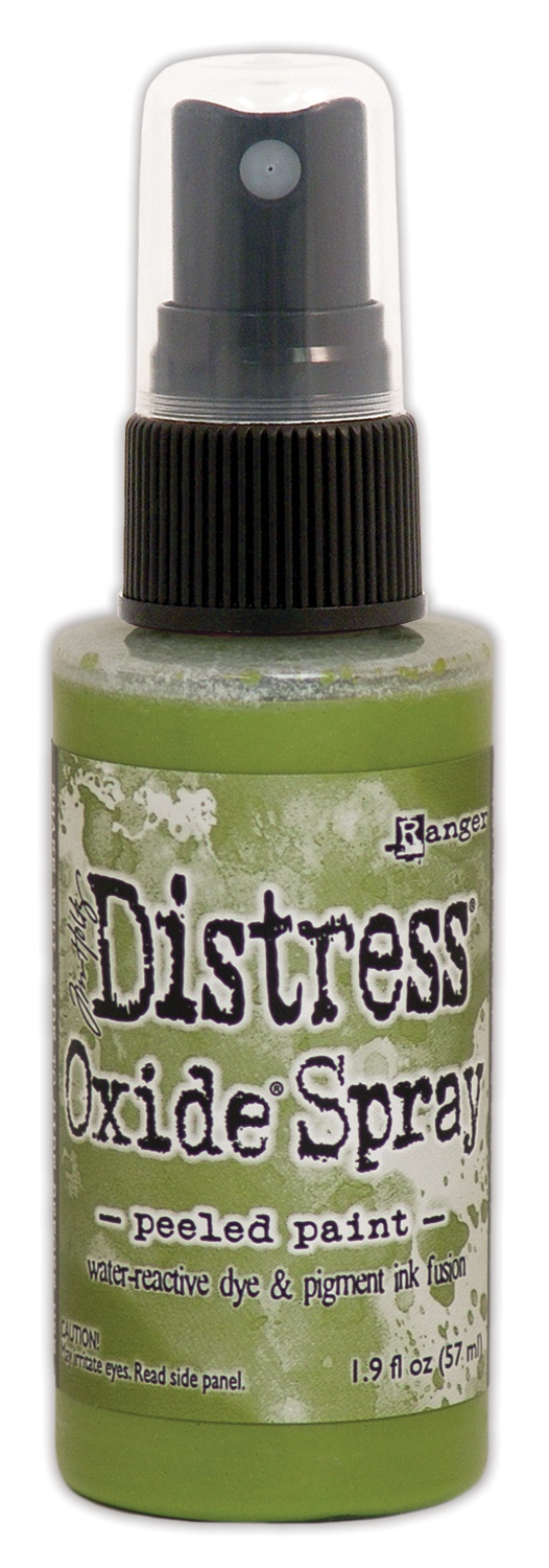 Tim Holtz Distress Oxide Spray 2oz-Peeled Paint